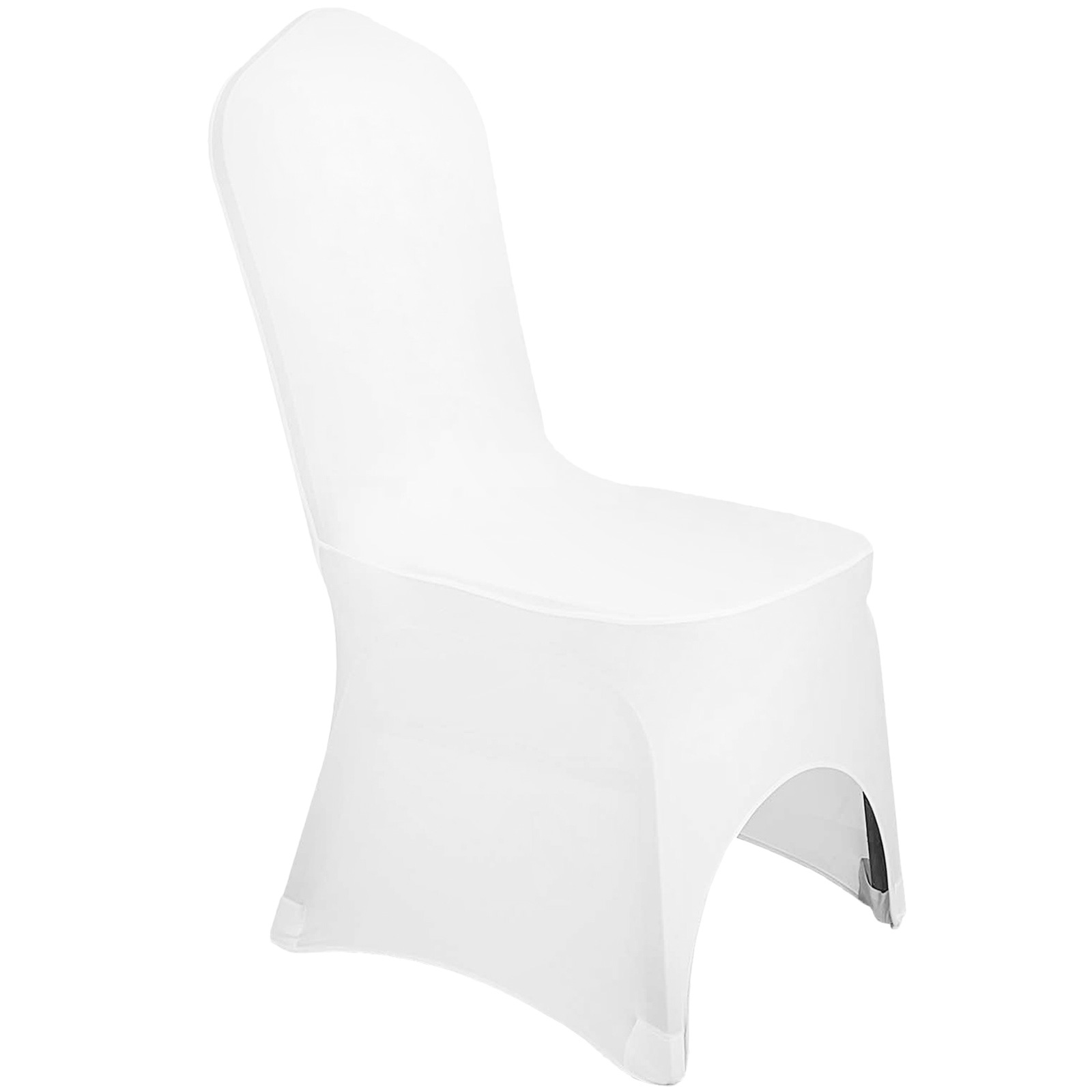 50 100pcs Stretch Spandex Folding Chair Covers Decoration Wedding Celebrations Ebay