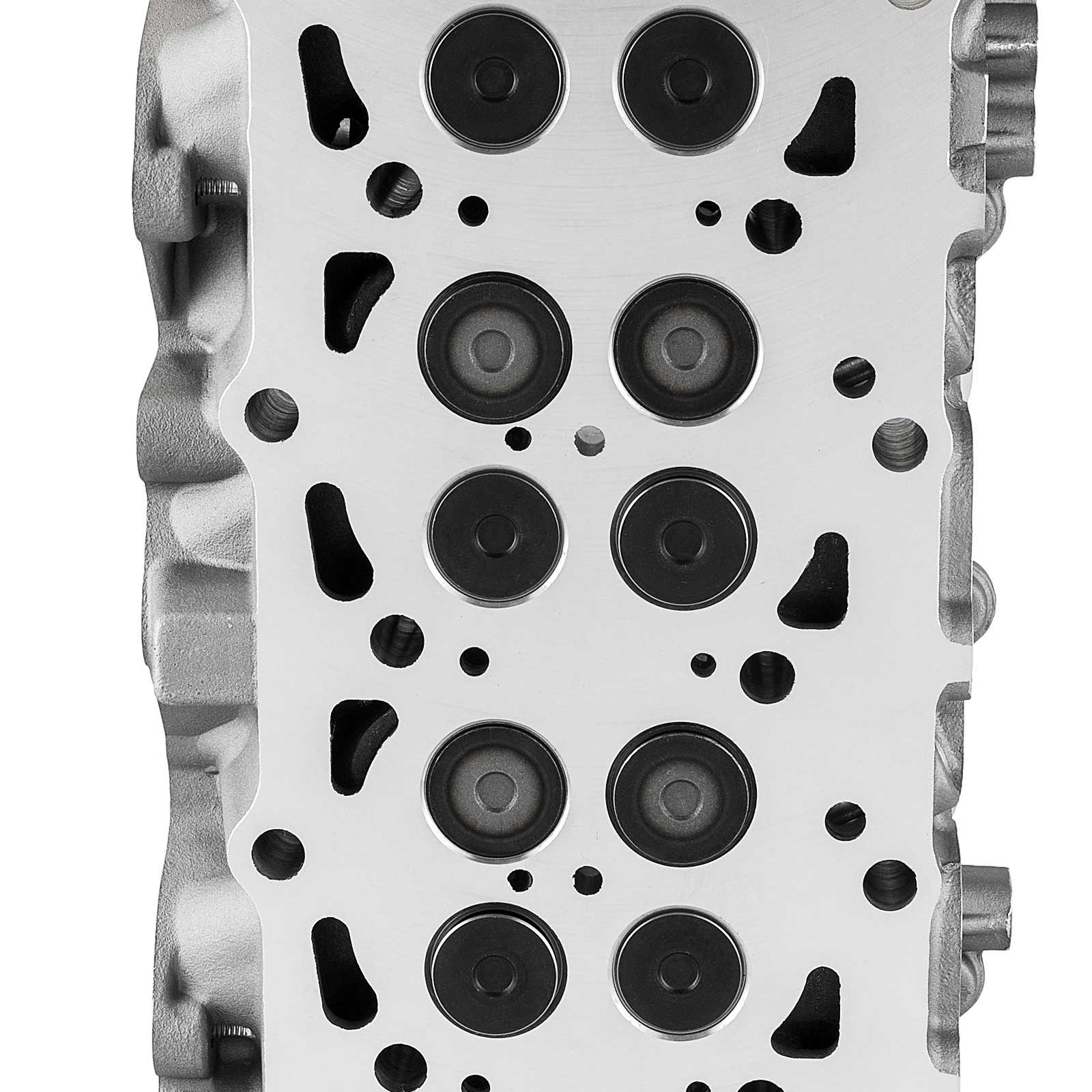 Complete Cylinder Head For Nissan Patrol Navara D22 ZD30 3