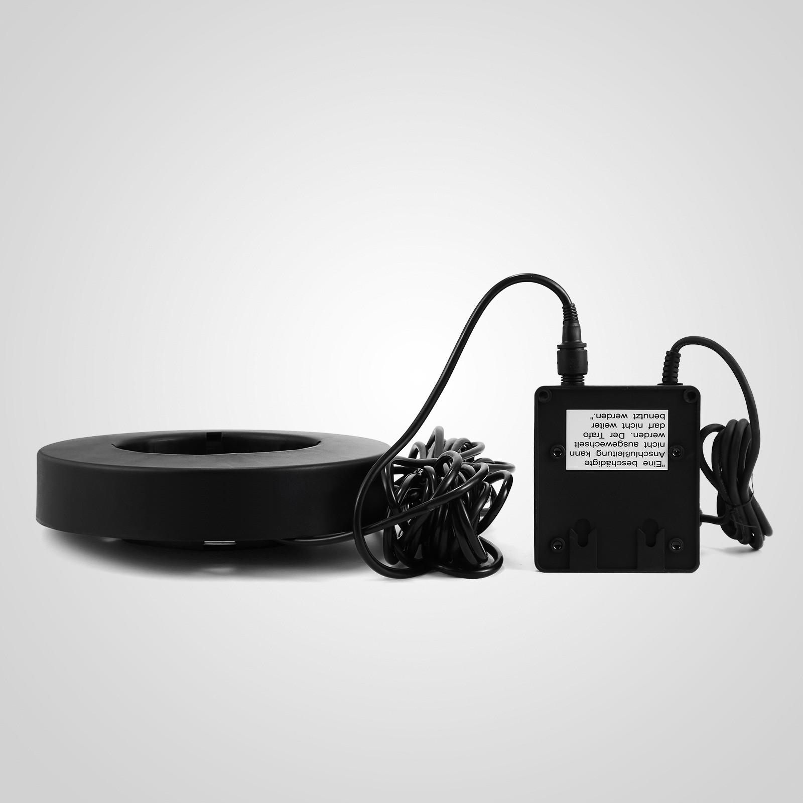 12 Head Ultrasonic Mist Maker Humidificateur /& Flotteur Téflon Disques Nutramist Fogger