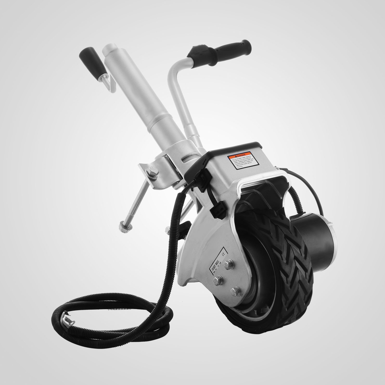 Motorized Trailer Jack Wheel 12v Mover Electric Power
