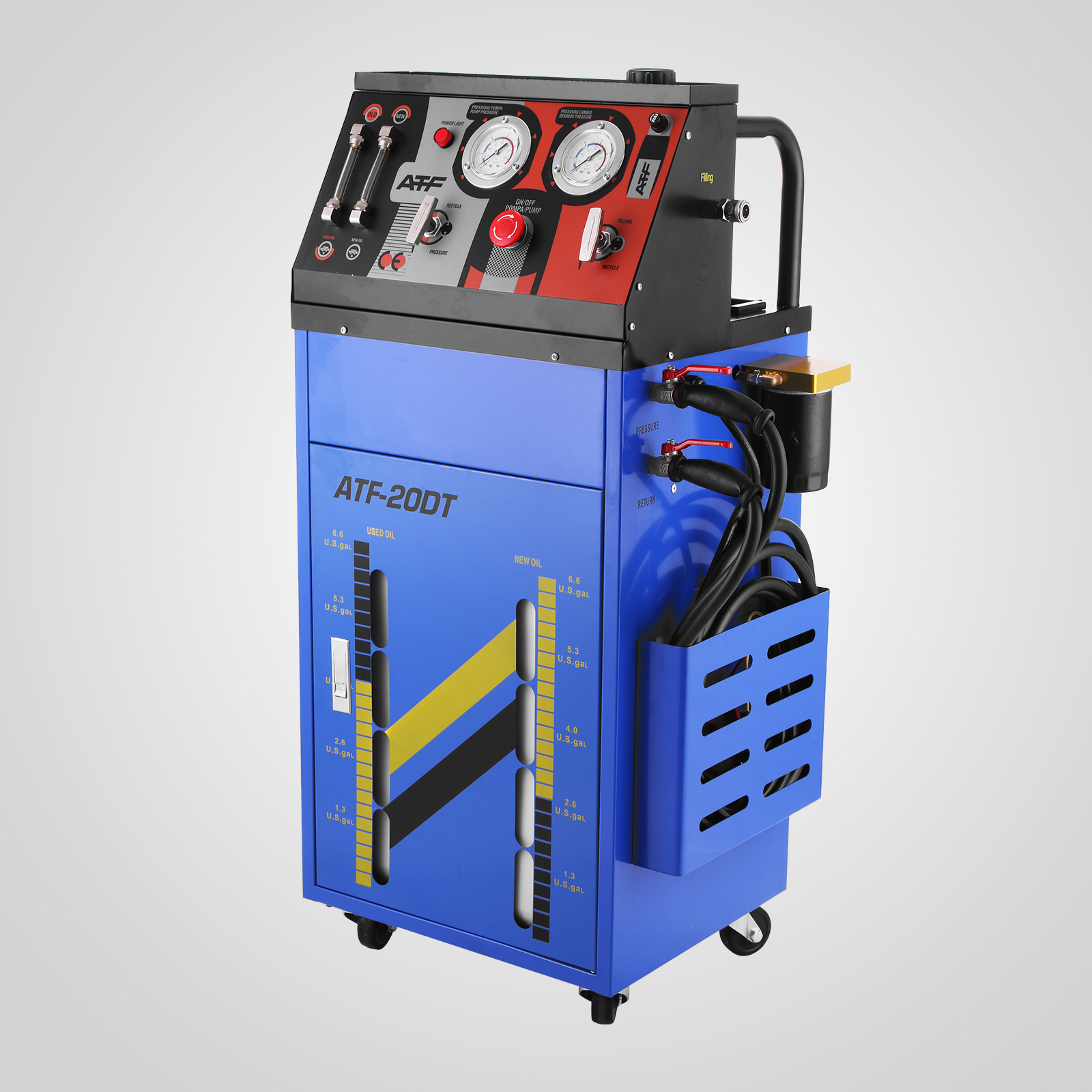 12v Auto Transmission Fluid Oil Exchange Flush Machine