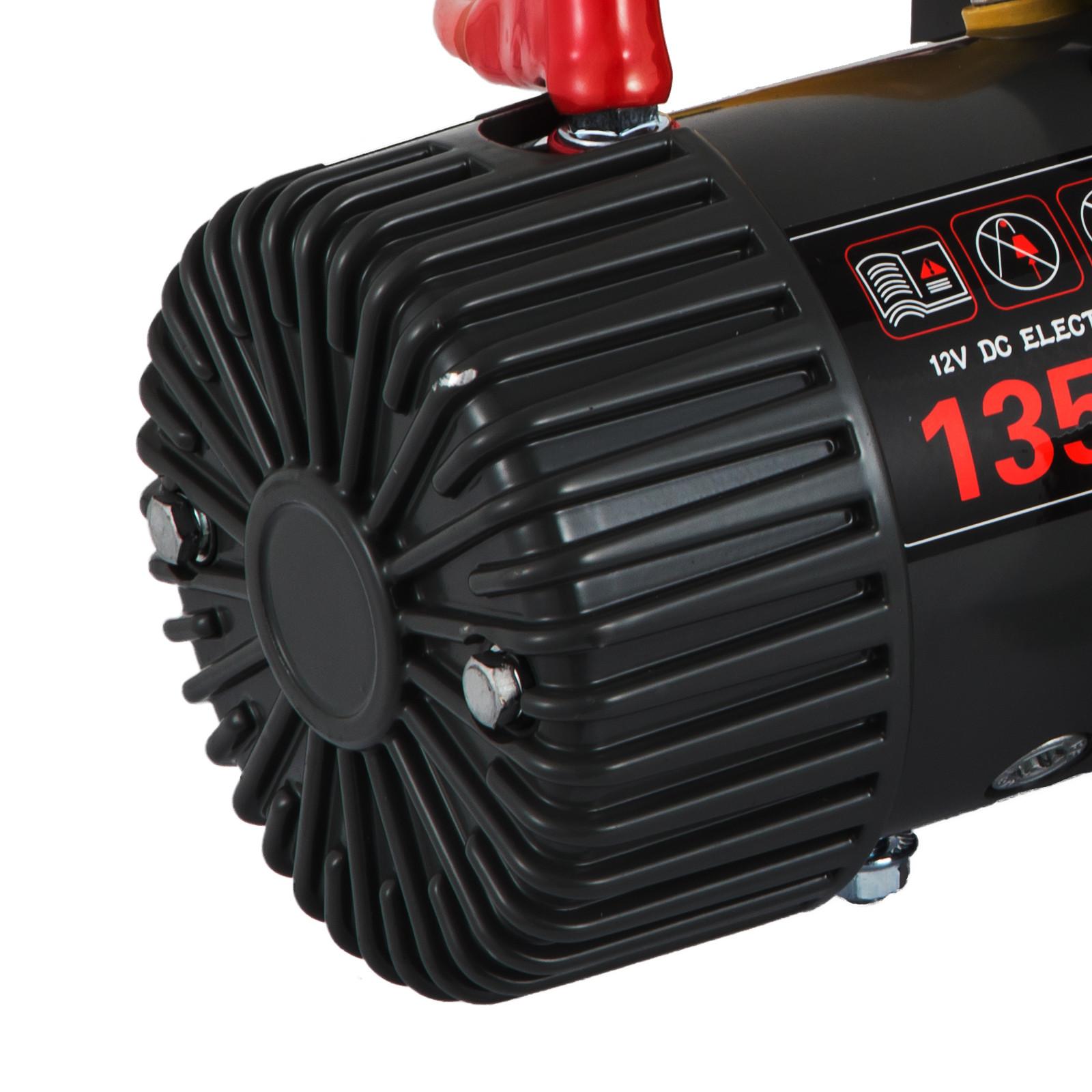 3000-4000-6000-13500LBS-12V-Verricello-elettrico-Filo-Auto-Suv miniatura 67
