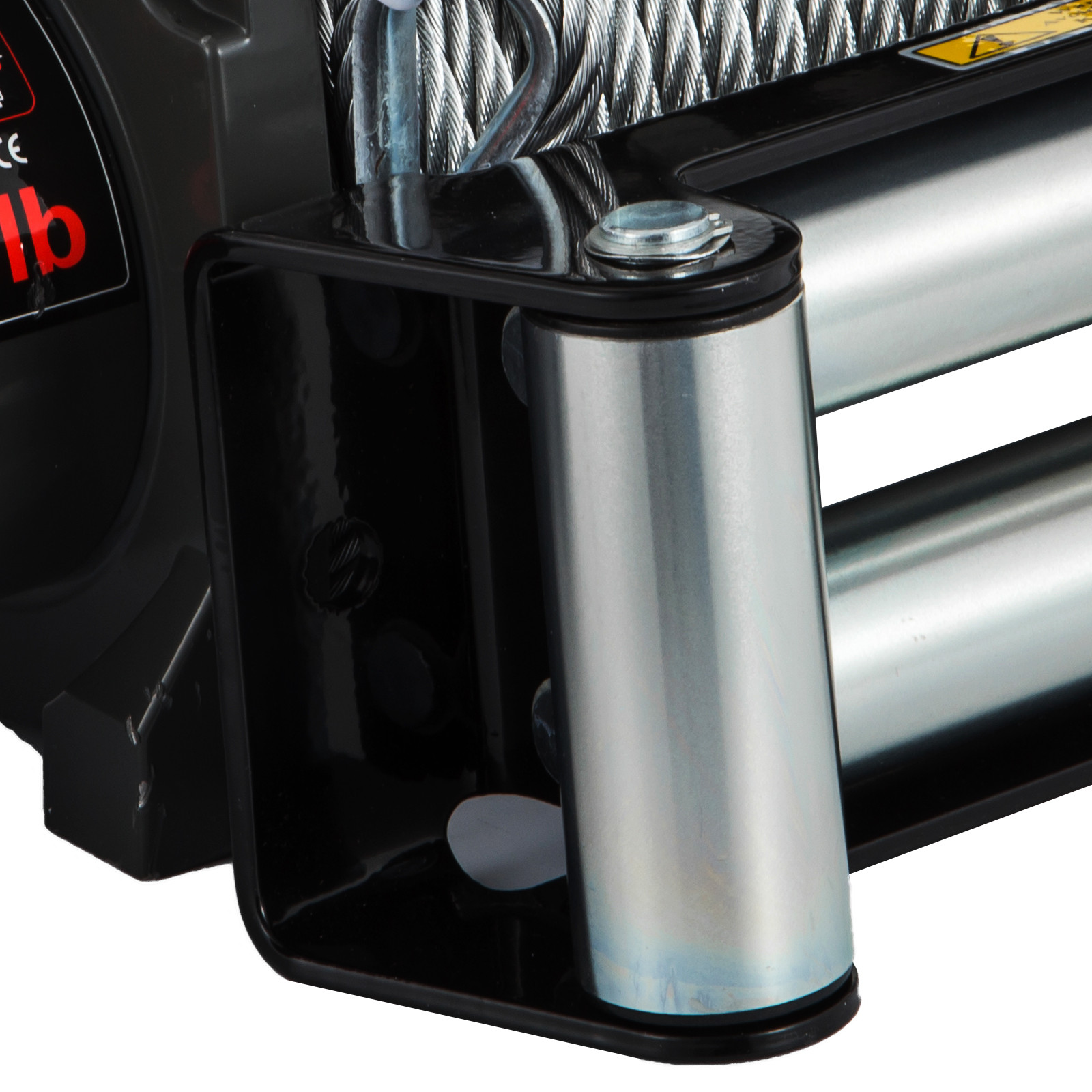 3000-4000-6000-13500LBS-12V-Verricello-elettrico-Filo-Auto-Suv miniatura 68