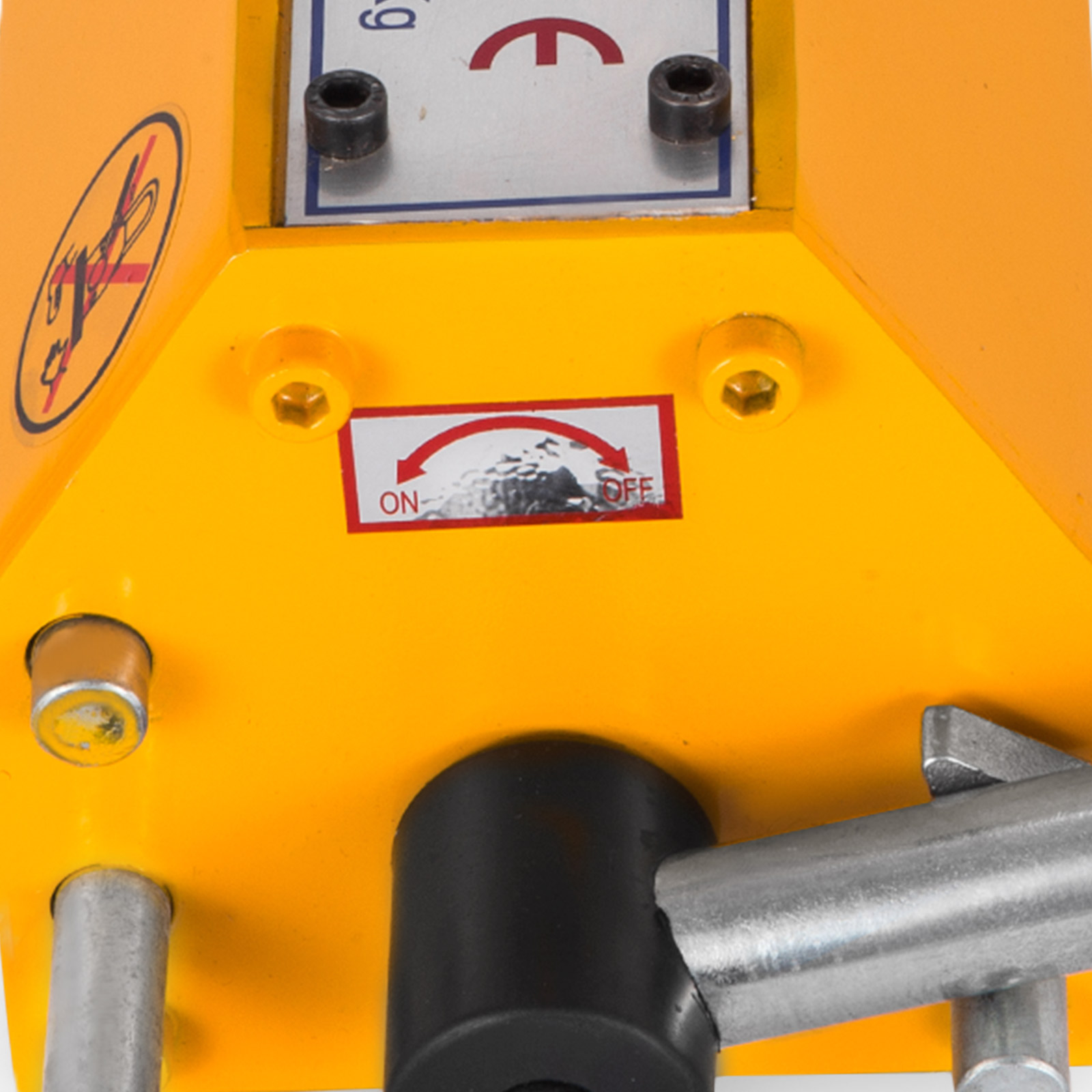 100-300-600-1000KG-Steel-Magnetic-Lifter-Heavy-Duty-Crane-Hoist-Lifting-Magnet miniature 84