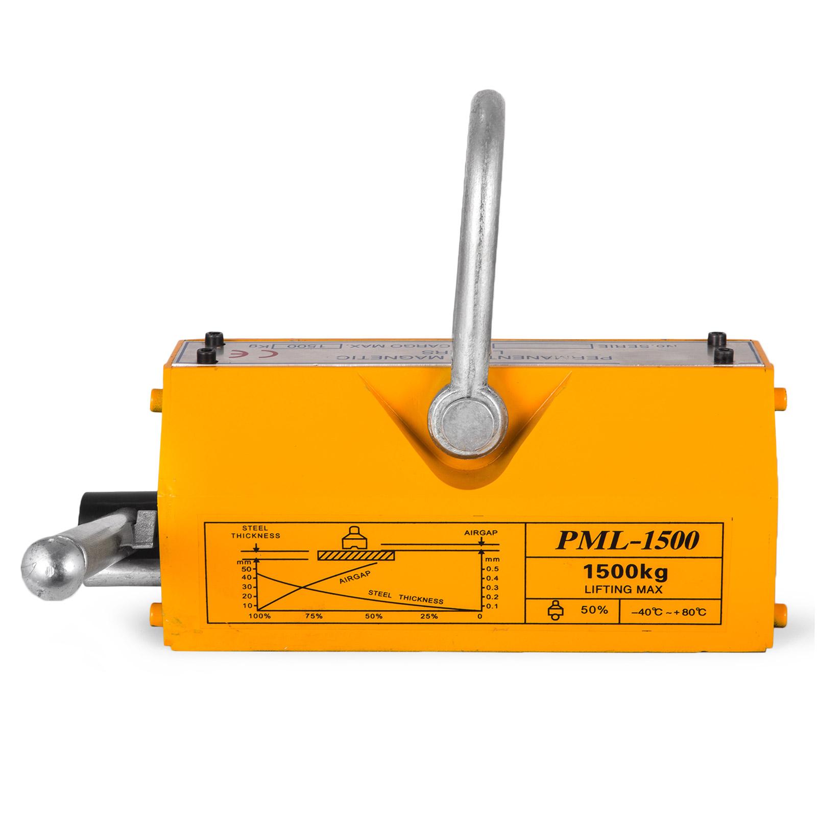 100-300-600-1000KG-Steel-Magnetic-Lifter-Heavy-Duty-Crane-Hoist-Lifting-Magnet miniature 75