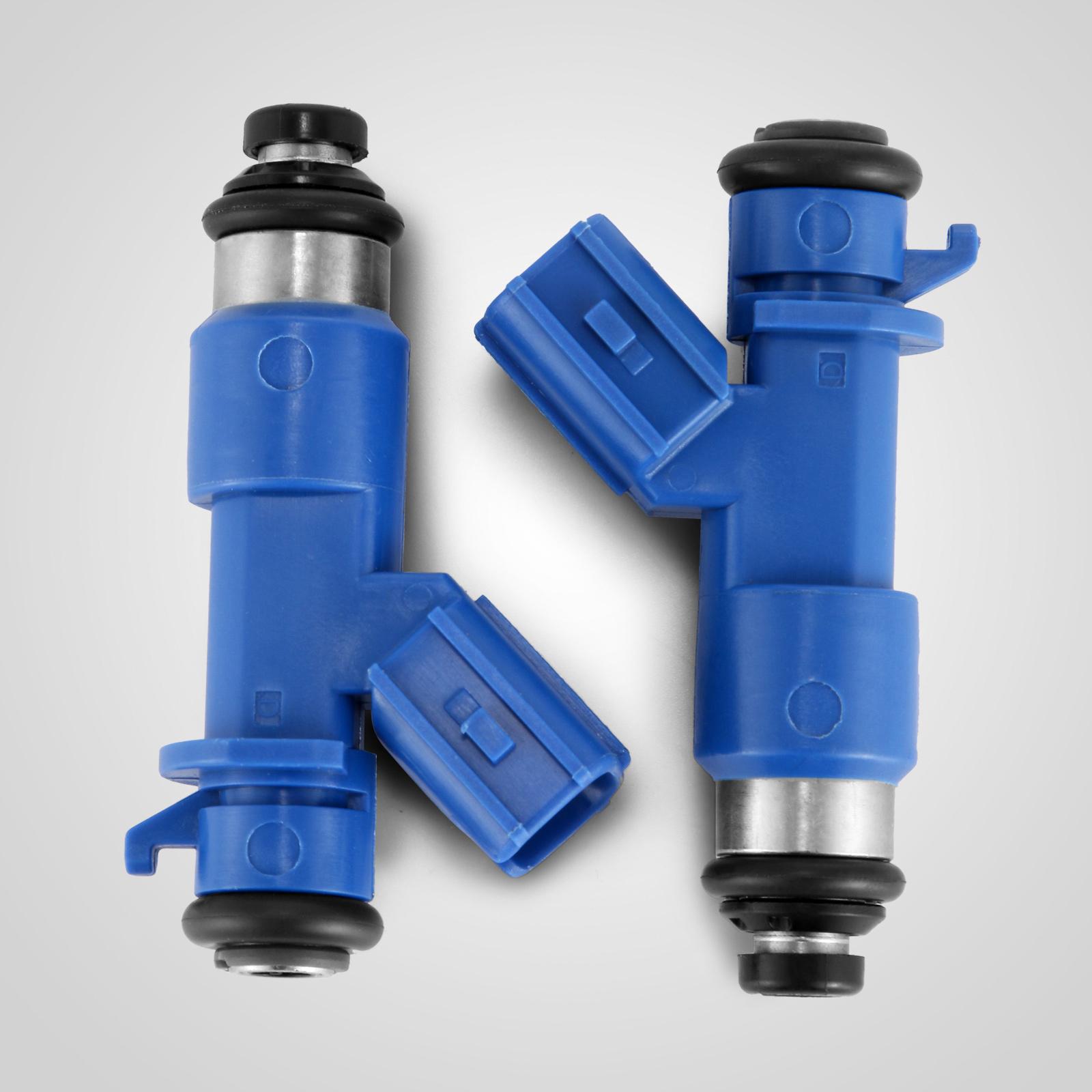 Set 4*Denso Fuel Injectors RDX 410cc 16450-RWC-A01 For