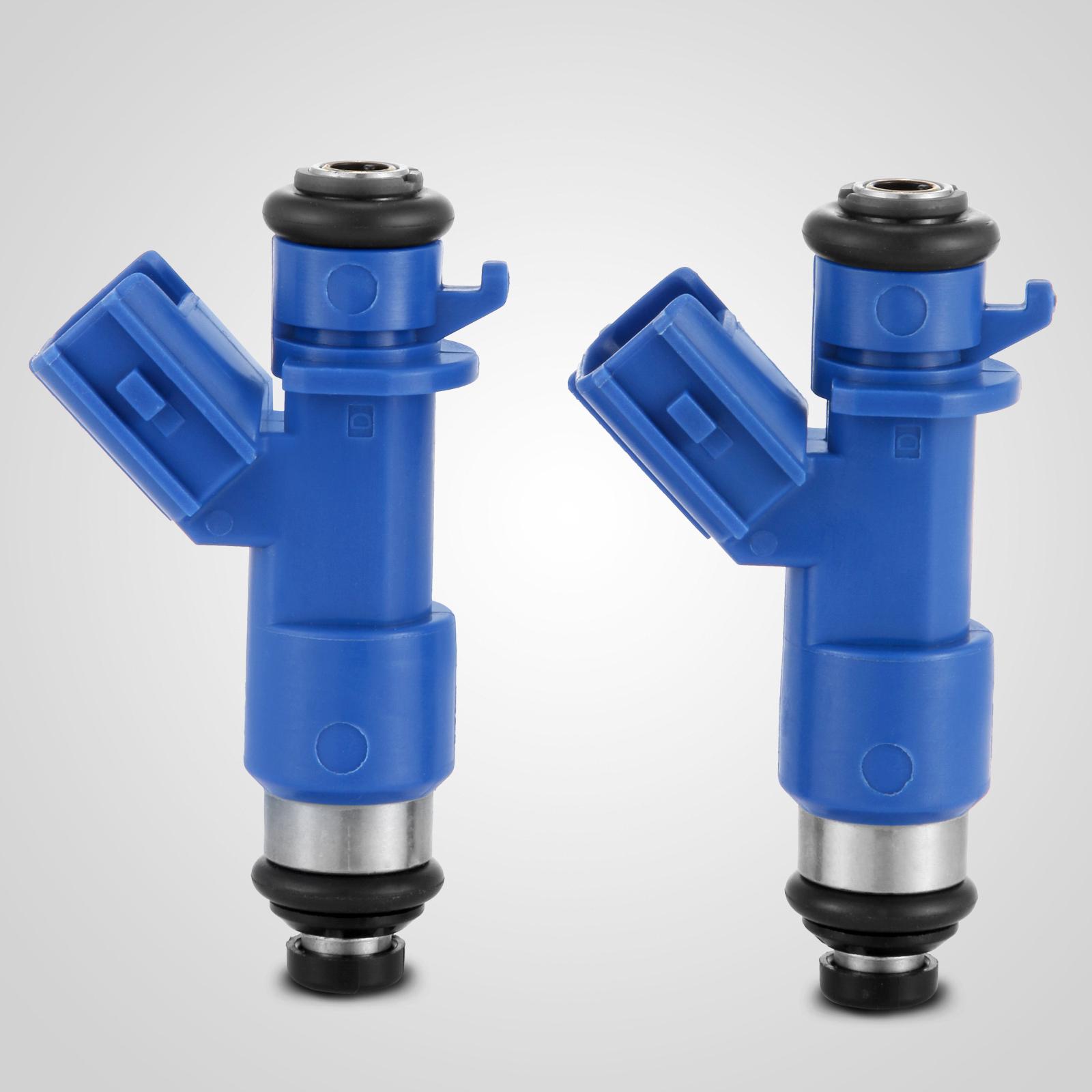 4x OEM Denso Fuel Injectors RDX 410cc 16450-RWC-A01 For