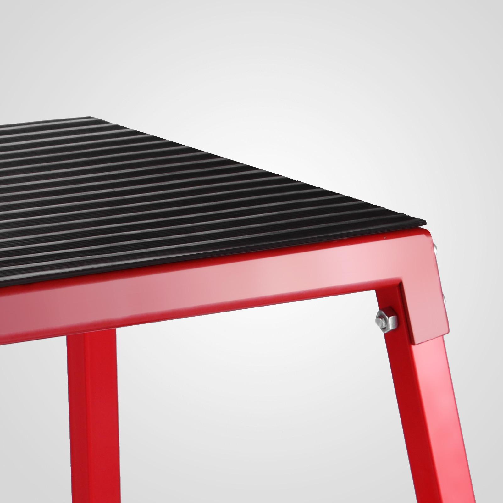 "Plyometric Platform Boxes 12/'/'18/'/'24/""30/'/' Fitness Plyo Jump Box MuscleTraining"