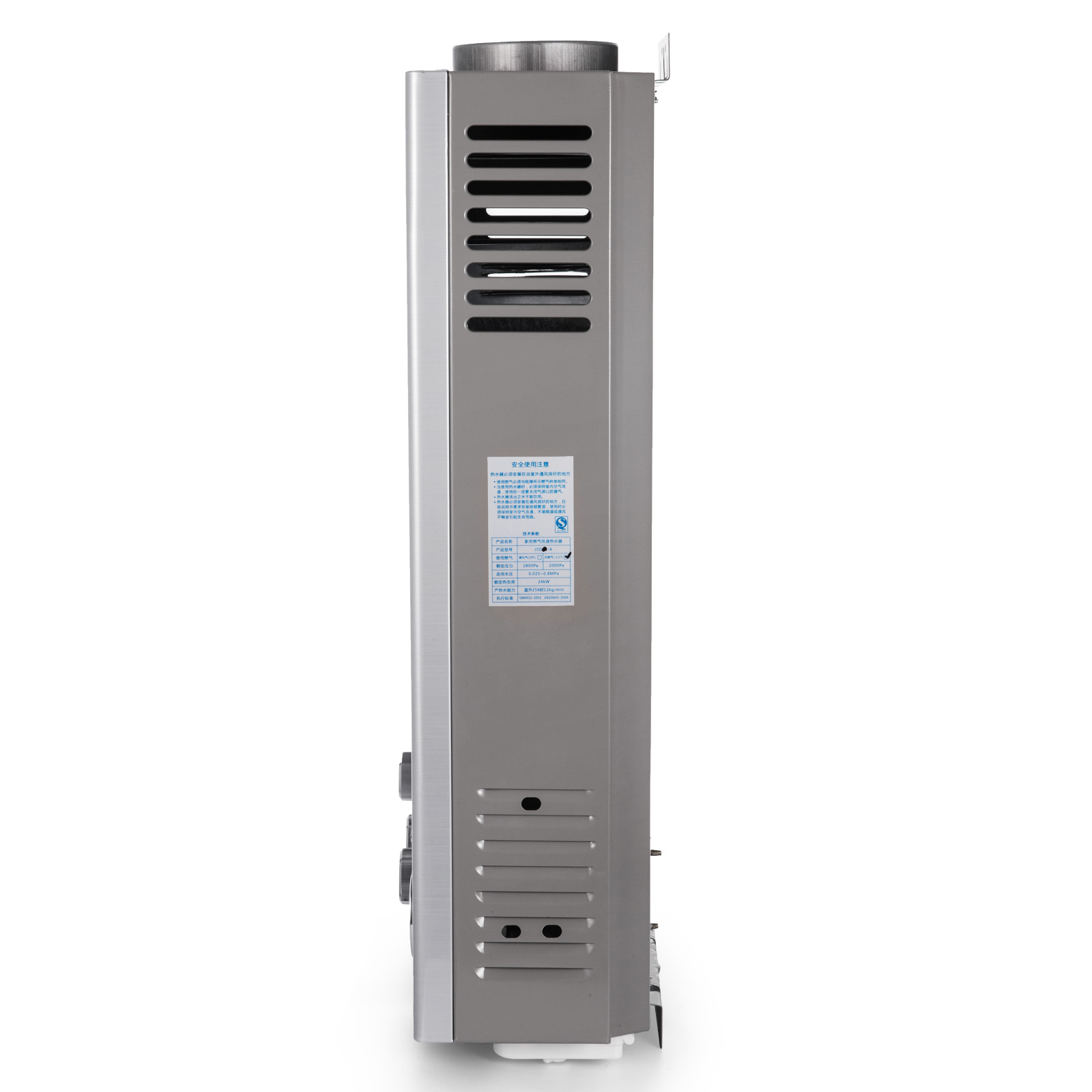 Hot Water Heater 18l 4 8gpm Instant Boiler Tankless 36kw
