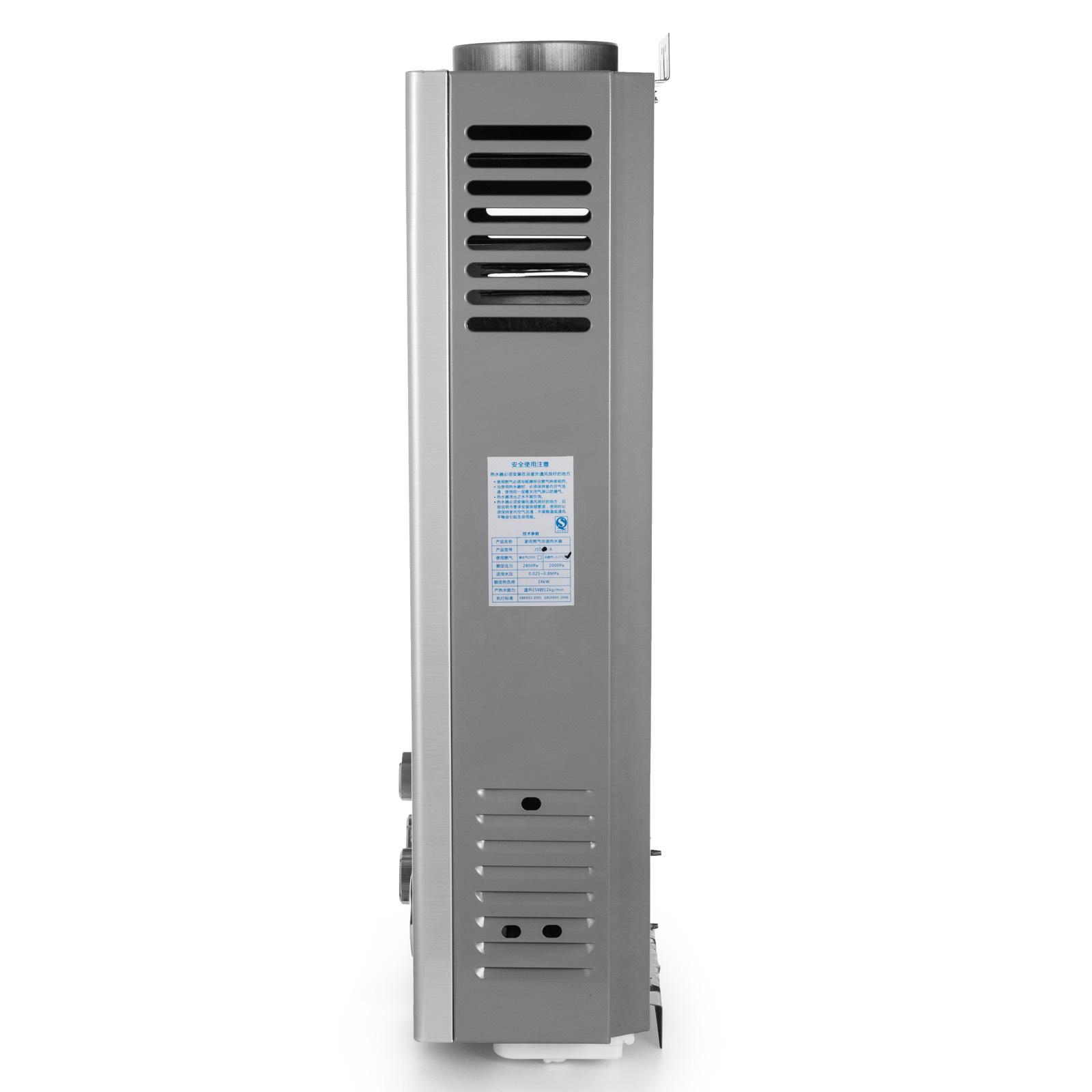 Propangas-Gas-Durchlauferhitzer-Warmwasserbereiter-Boiler-Warmwasserspeicher Indexbild 96
