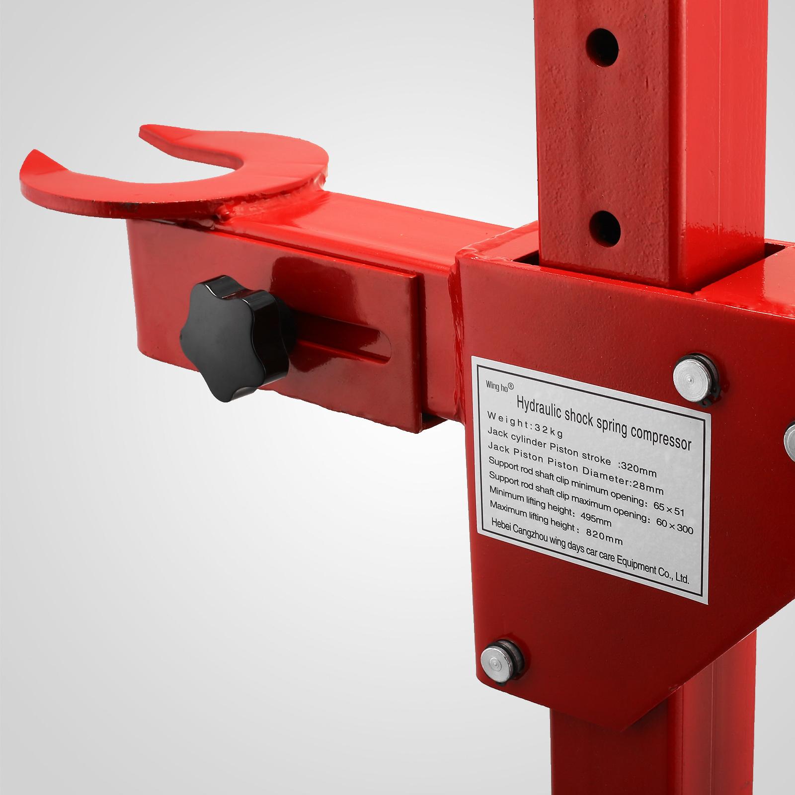 voiture compresseur de ressort hydraulique hauteur r glable p dale suspension ebay. Black Bedroom Furniture Sets. Home Design Ideas