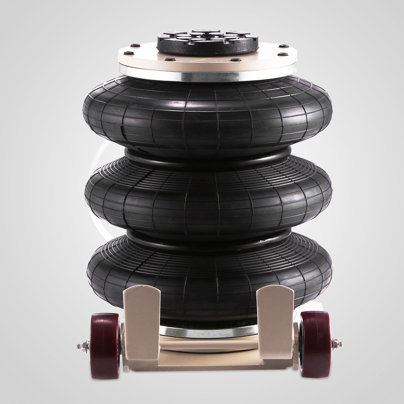 2 5t pneumatischer wagenheber rangierwagenheber wagen neu. Black Bedroom Furniture Sets. Home Design Ideas