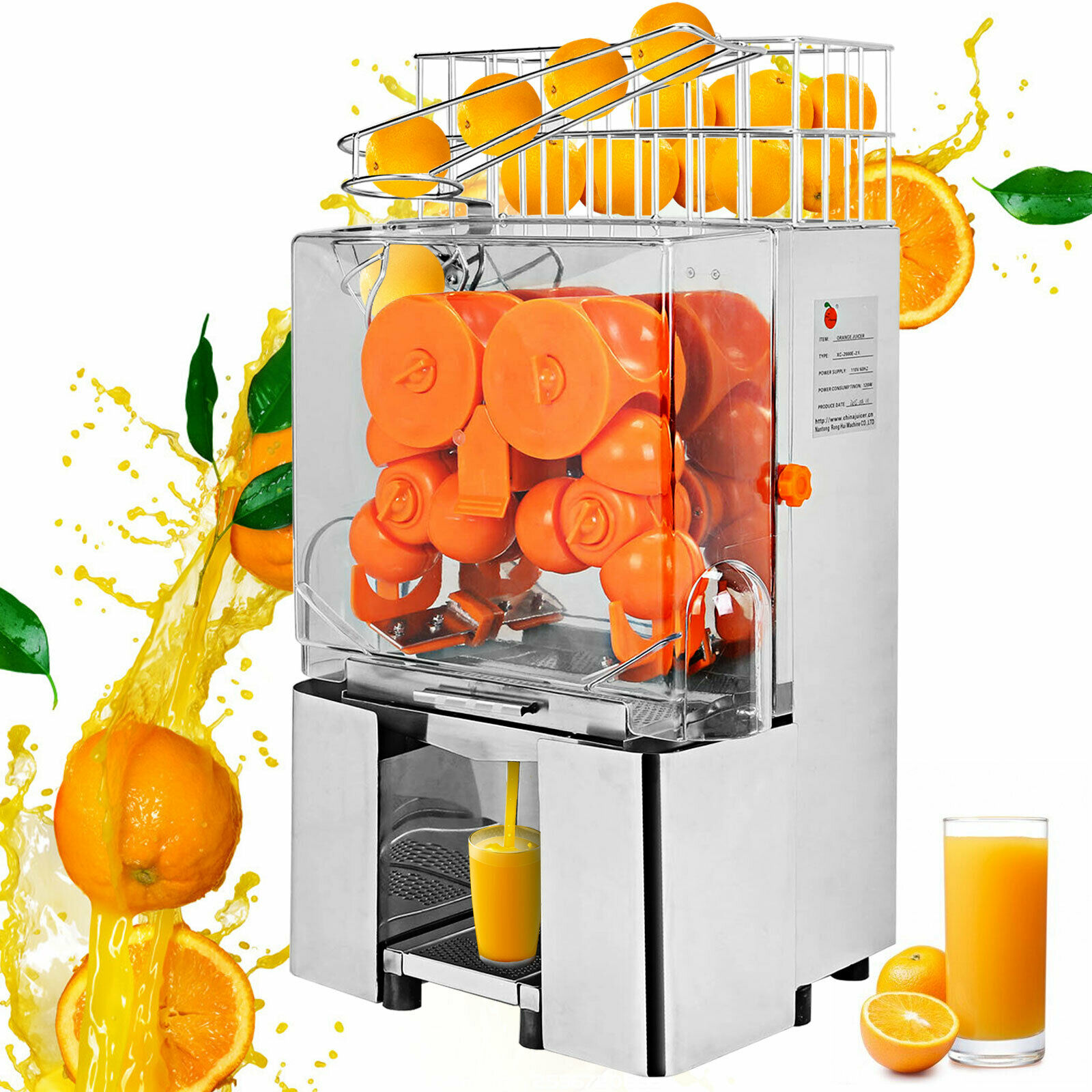 Machine à Jus d'orange ZUNATUR | eBay