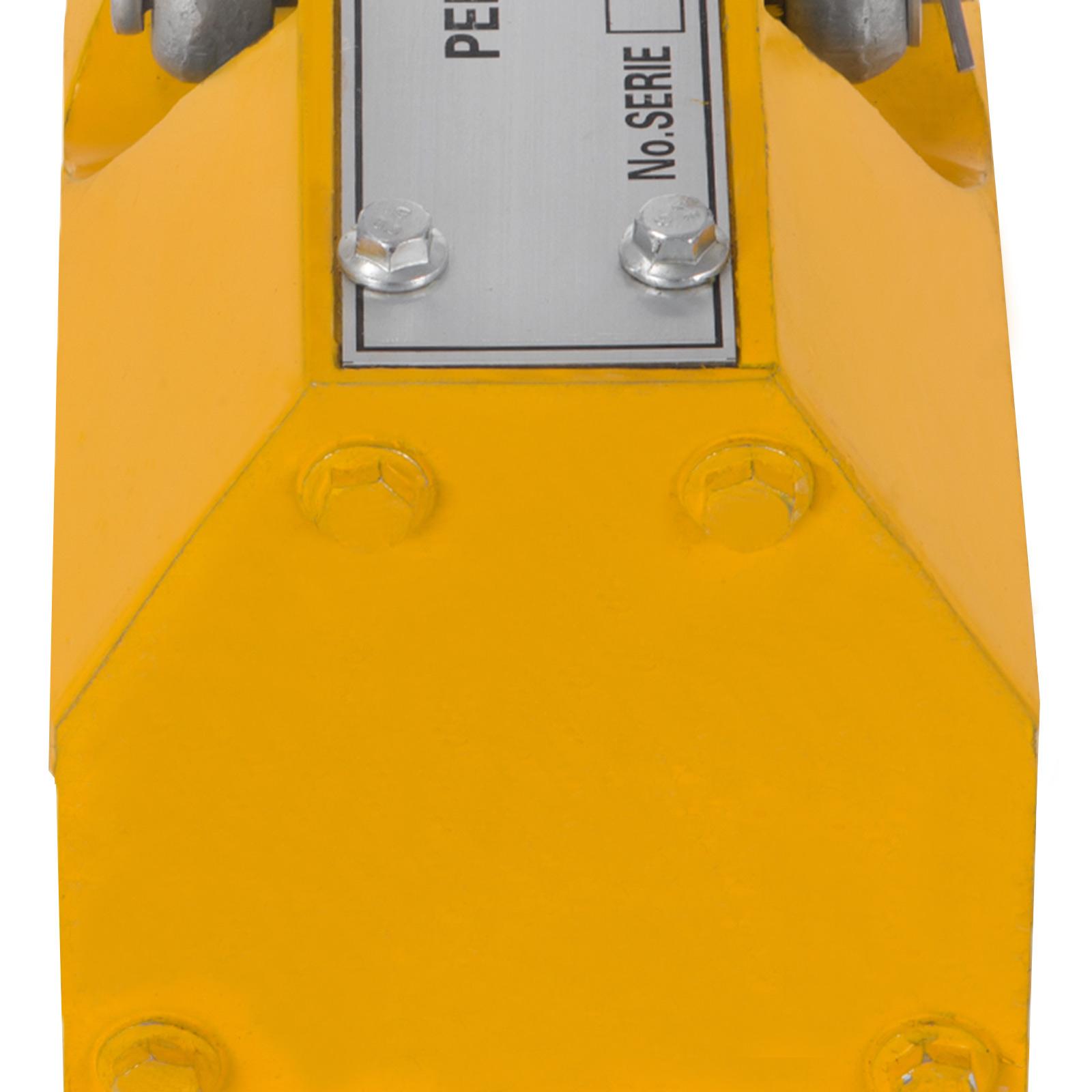 100-300-600-1000KG-Steel-Magnetic-Lifter-Heavy-Duty-Crane-Hoist-Lifting-Magnet miniature 96