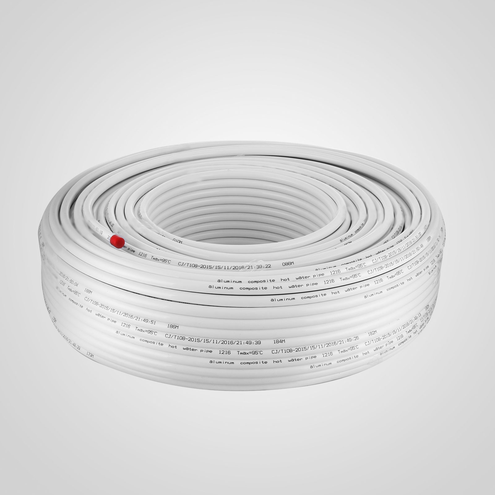 1-2-034-x-100-200-300-1000ft-Pex-Tubing-Oxygen-Barrier-Red-Blue-Radiant-Floor-Heat thumbnail 99