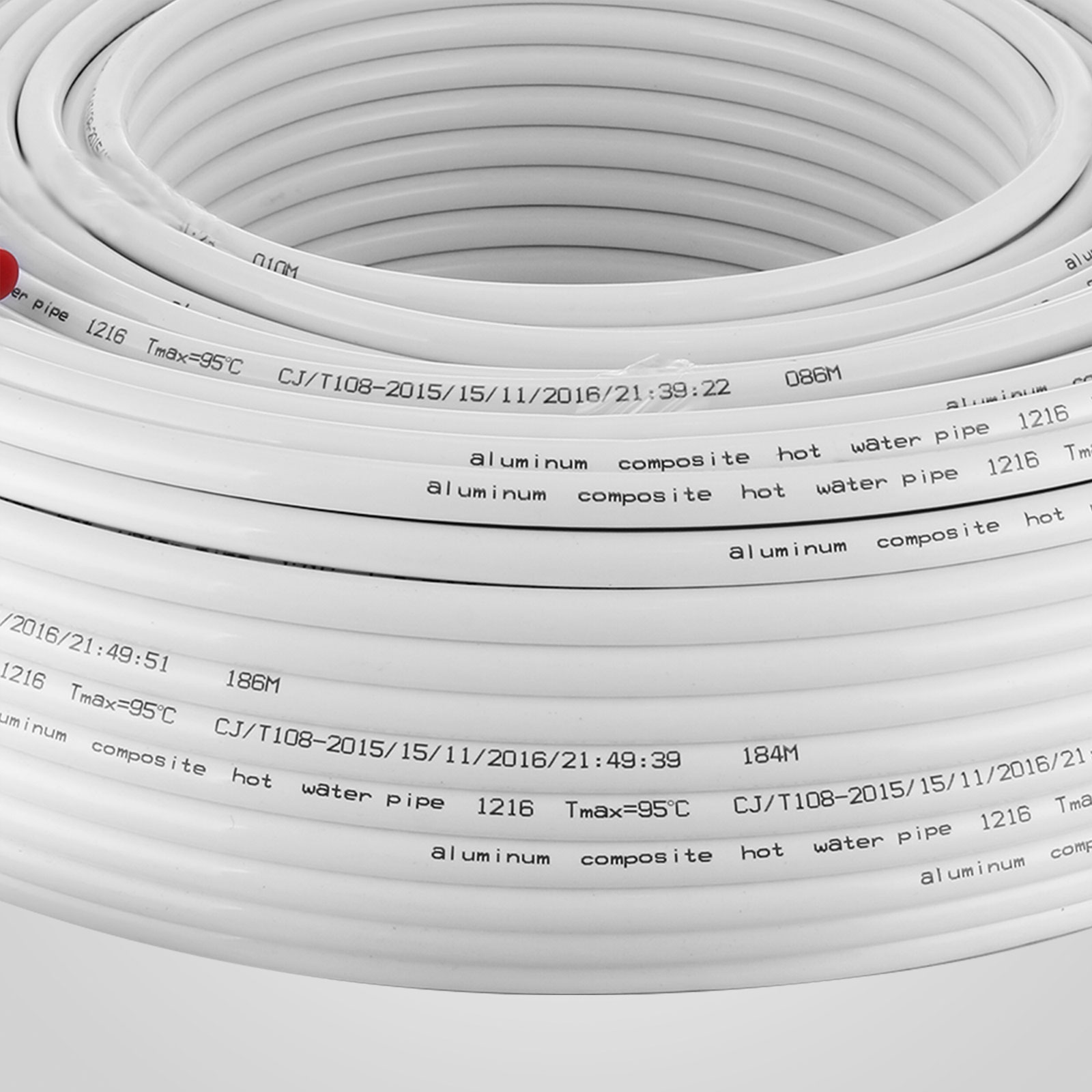 1-2-034-x-100-200-300-1000ft-Pex-Tubing-Oxygen-Barrier-Red-Blue-Radiant-Floor-Heat thumbnail 104