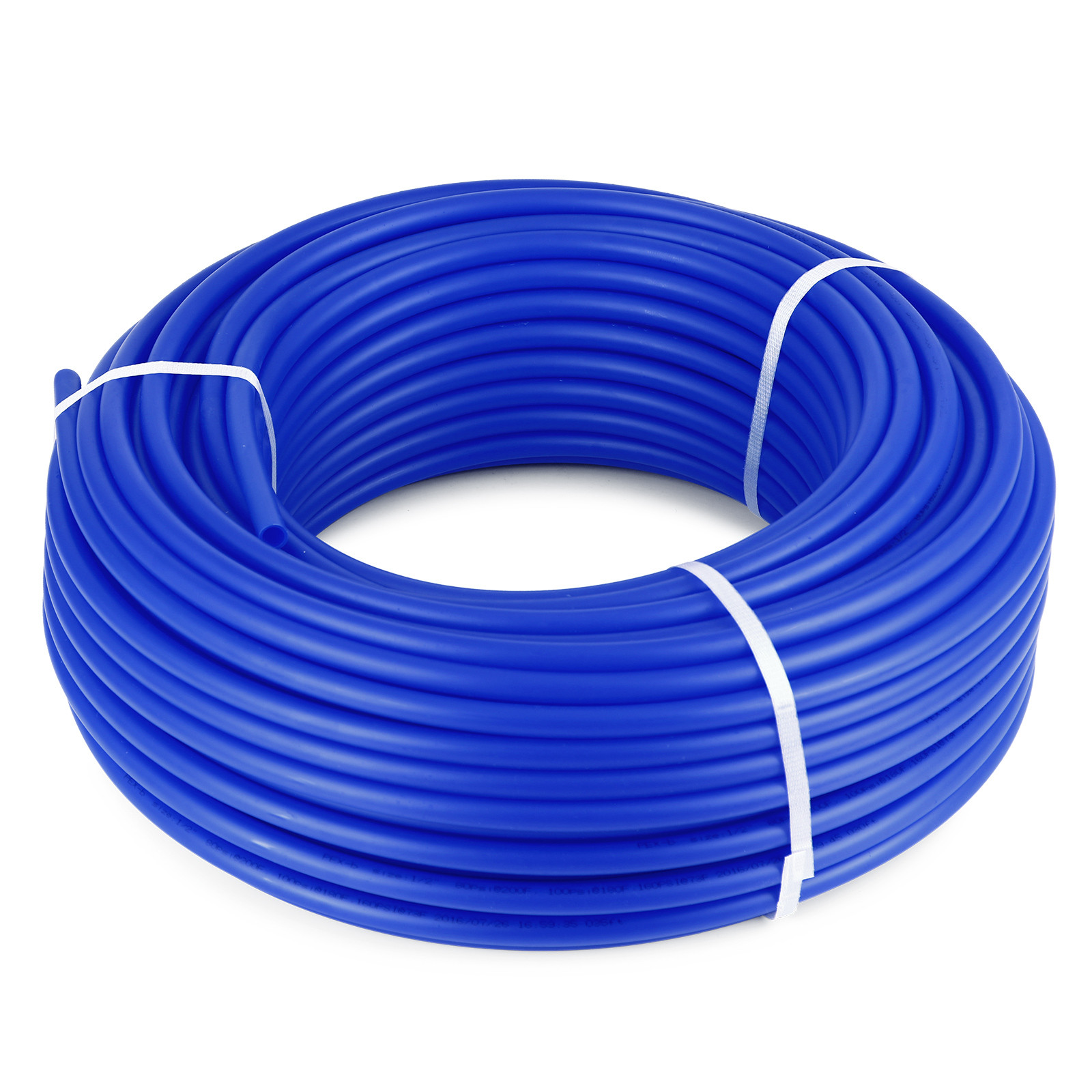 1-2-034-x-100-200-300-1000ft-Pex-Tubing-Oxygen-Barrier-Red-Blue-Radiant-Floor-Heat thumbnail 42