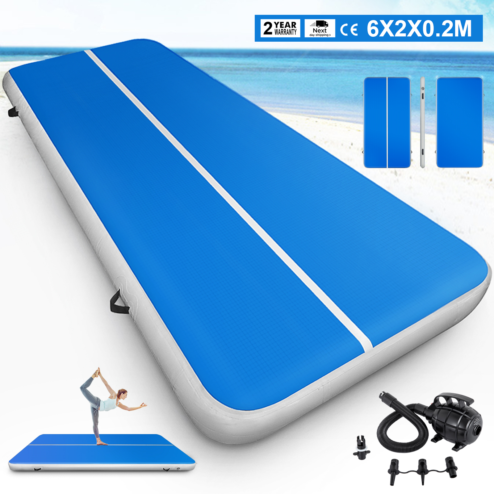 Air Track Mat Nz