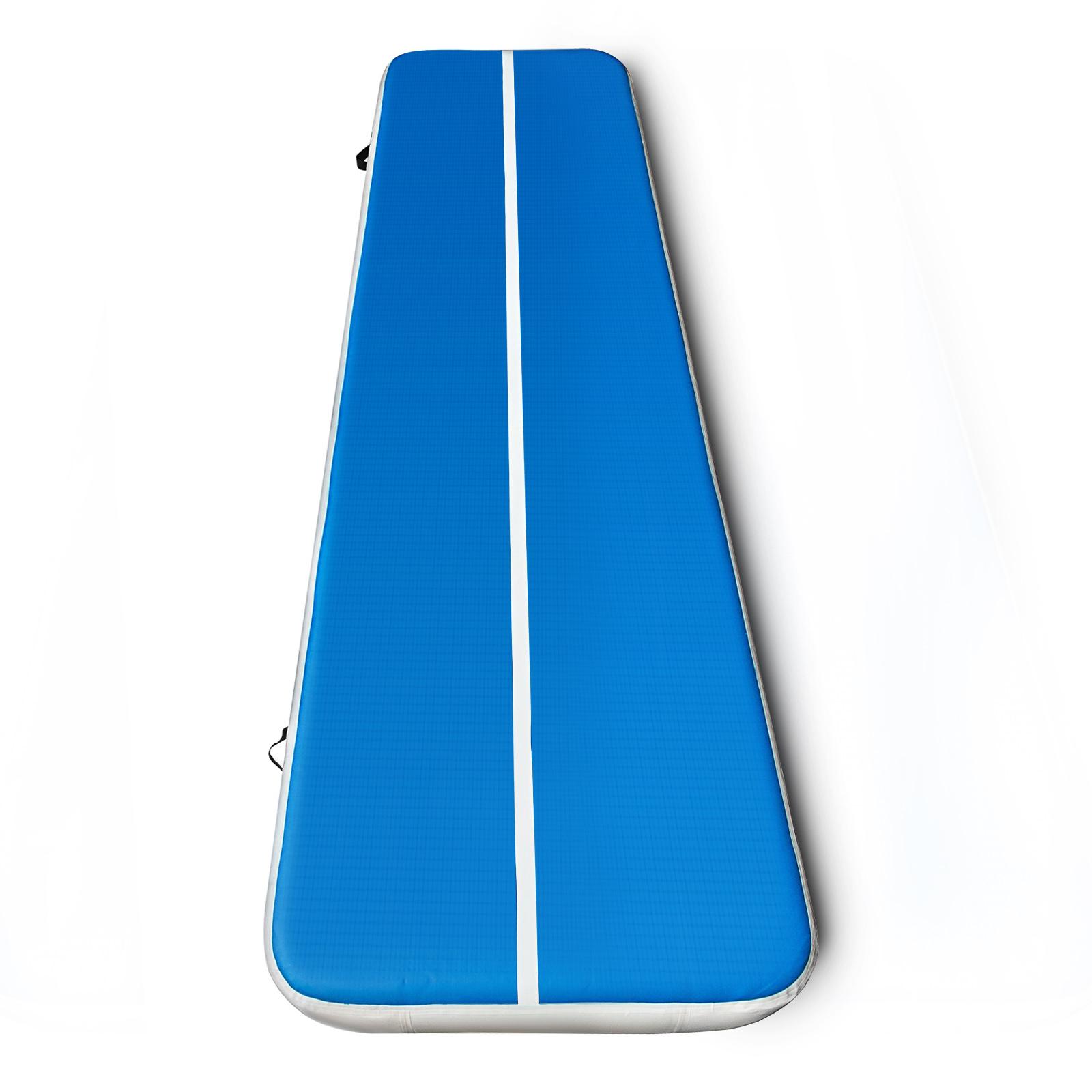 inflatable gymnastics mat air track floor home tumbling. Black Bedroom Furniture Sets. Home Design Ideas