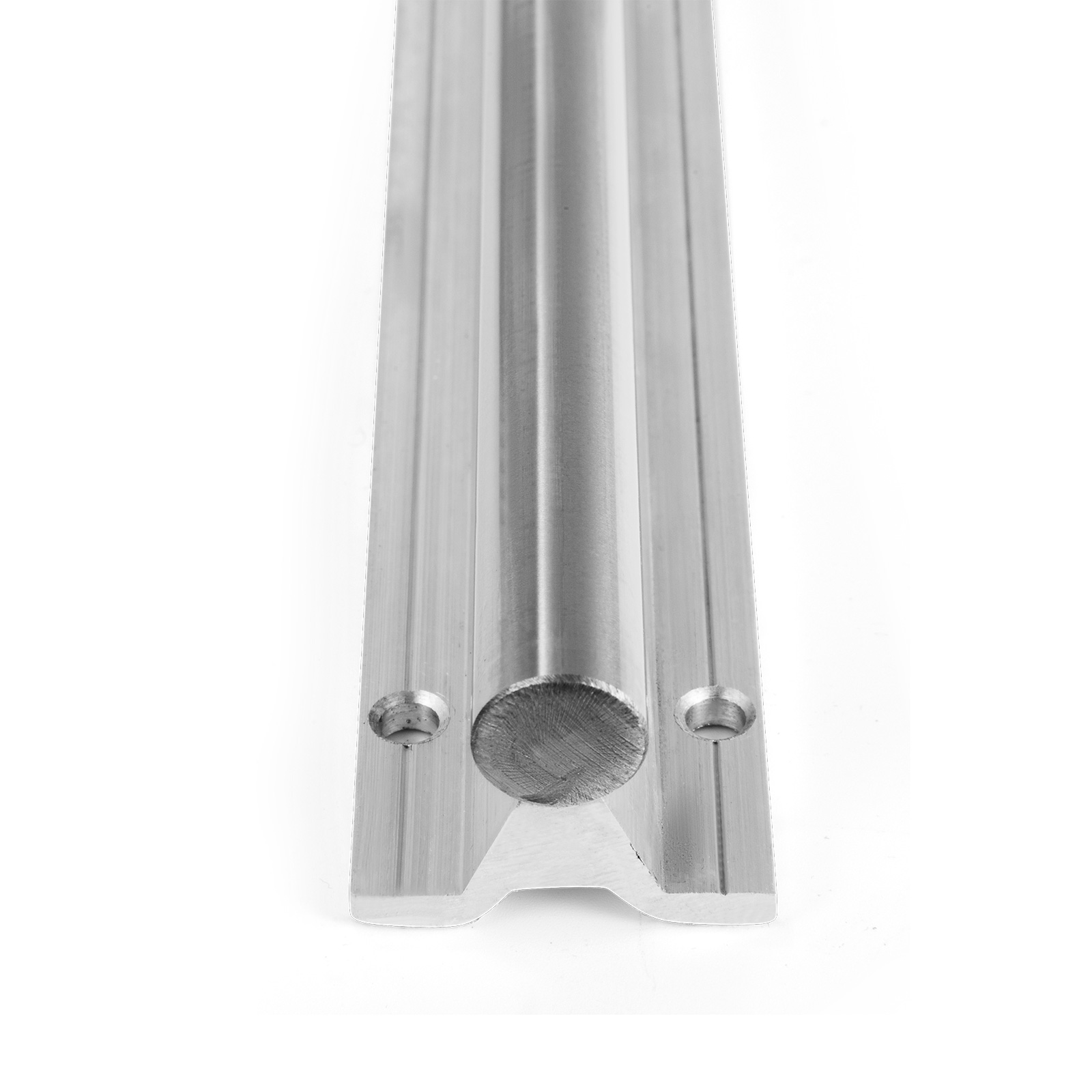 2X SBR16 650mm  bracket Linear RAIL aluminum cylinder support 4pc SBR16 BLOCK