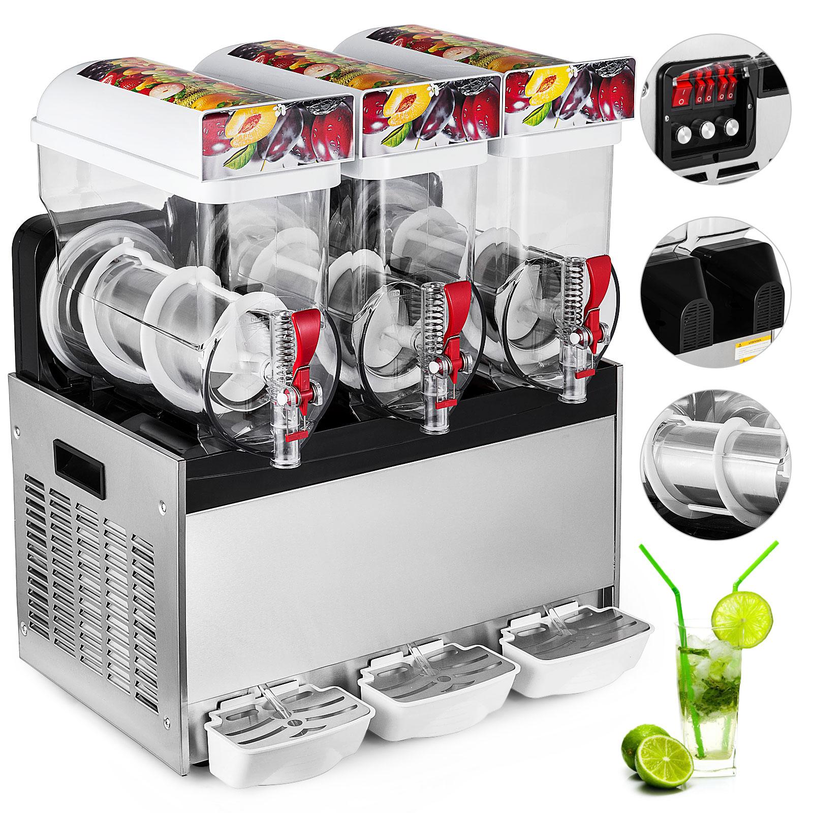 Eis-am-Stiel Eismaschine Eiscreme Maschine Eismaker in 15 min Blitzeis Maker