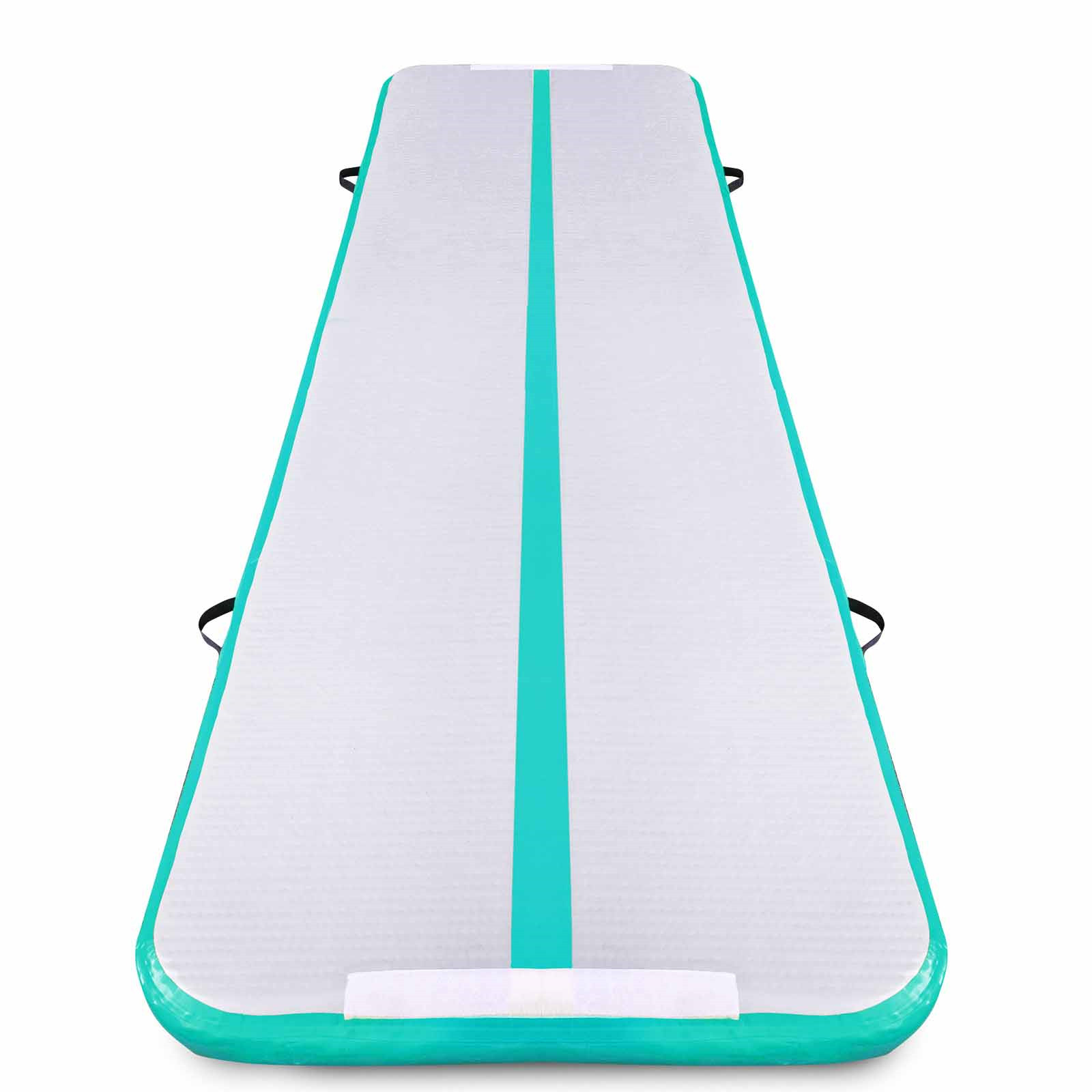 Air-Track-10x3FT-Trumbling-Airtrack-Gymnastics-Yoga-Floor-Mat-Training-Pad-Home thumbnail 15
