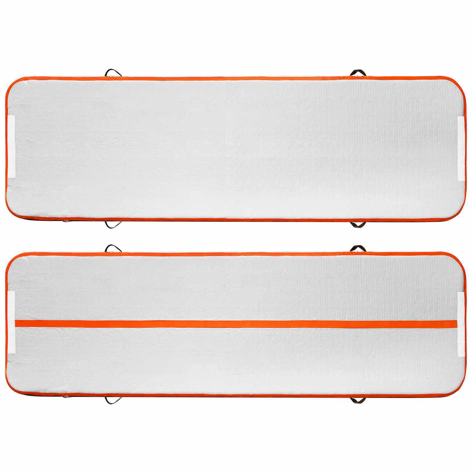 Air-Track-10x3FT-Trumbling-Airtrack-Gymnastics-Yoga-Floor-Mat-Training-Pad-Home thumbnail 30