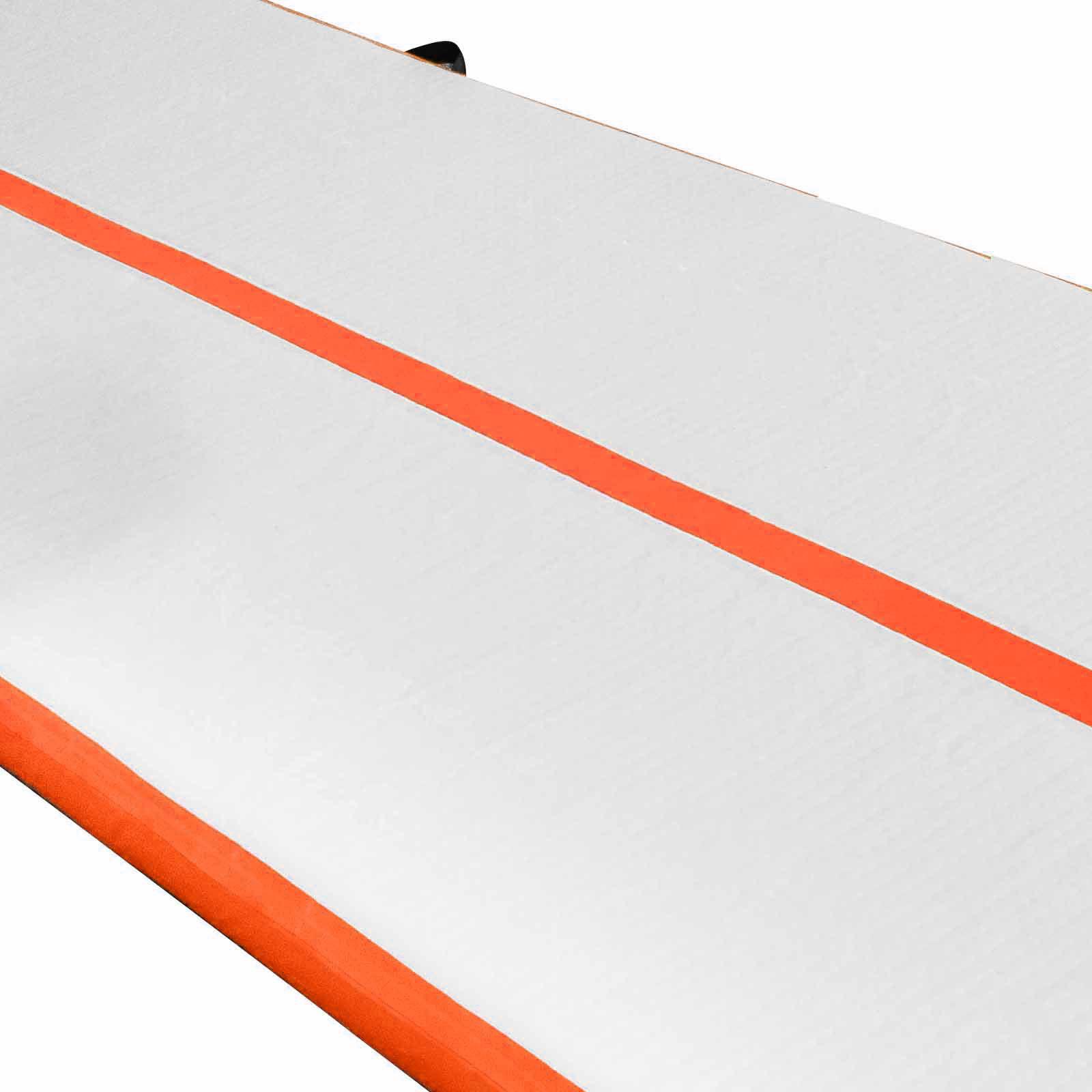 Air-Track-10x3FT-Trumbling-Airtrack-Gymnastics-Yoga-Floor-Mat-Training-Pad-Home thumbnail 31