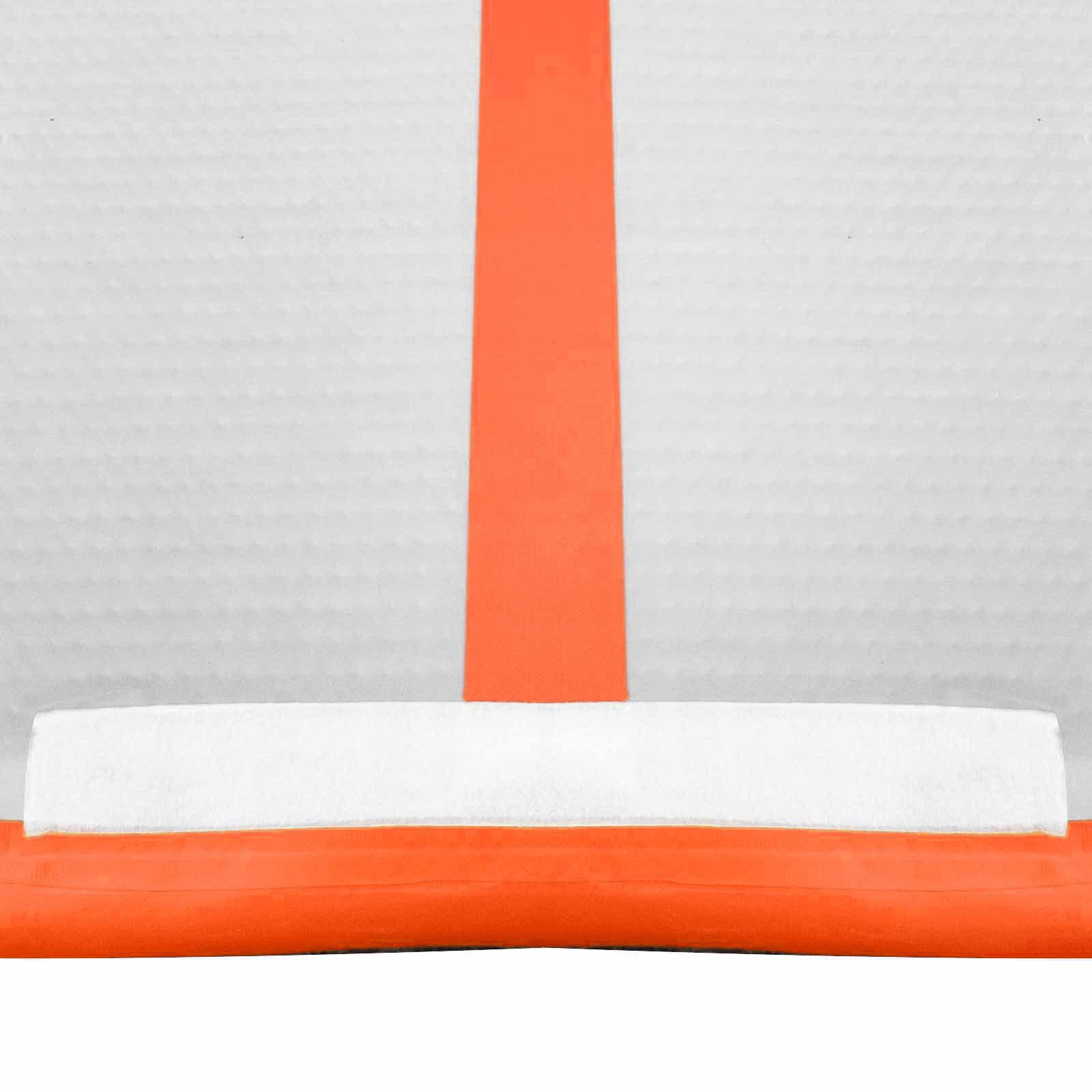 Air-Track-10x3FT-Trumbling-Airtrack-Gymnastics-Yoga-Floor-Mat-Training-Pad-Home thumbnail 32