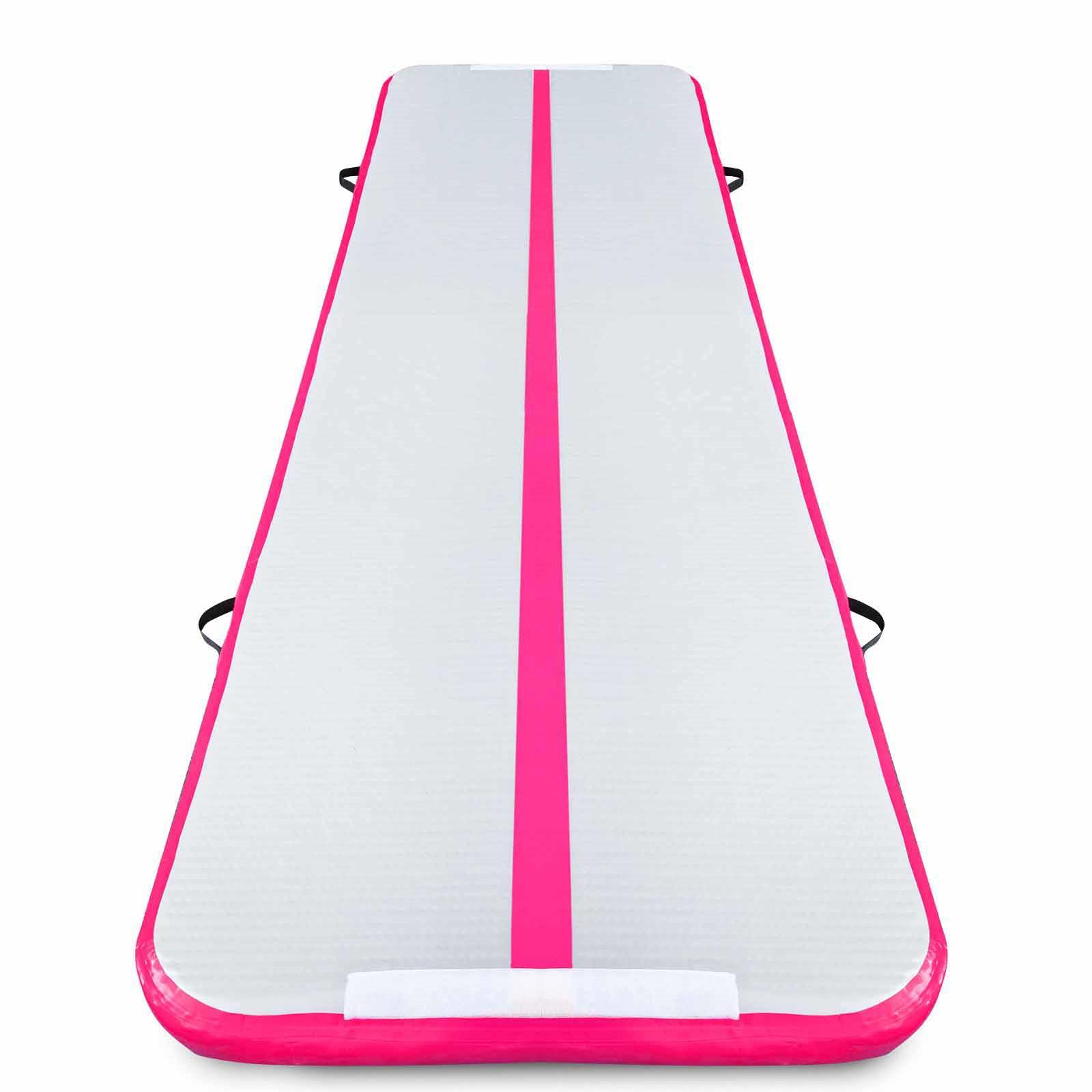 Air-Track-10x3FT-Trumbling-Airtrack-Gymnastics-Yoga-Floor-Mat-Training-Pad-Home thumbnail 39