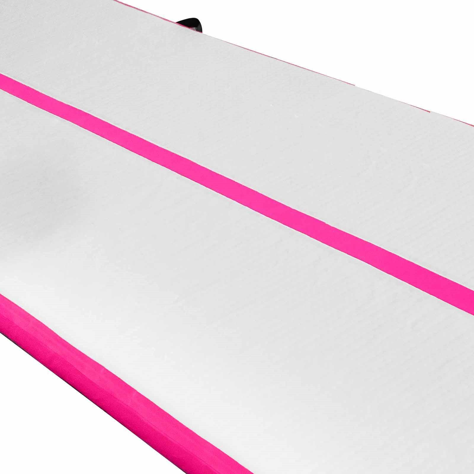 Air-Track-10x3FT-Trumbling-Airtrack-Gymnastics-Yoga-Floor-Mat-Training-Pad-Home thumbnail 43
