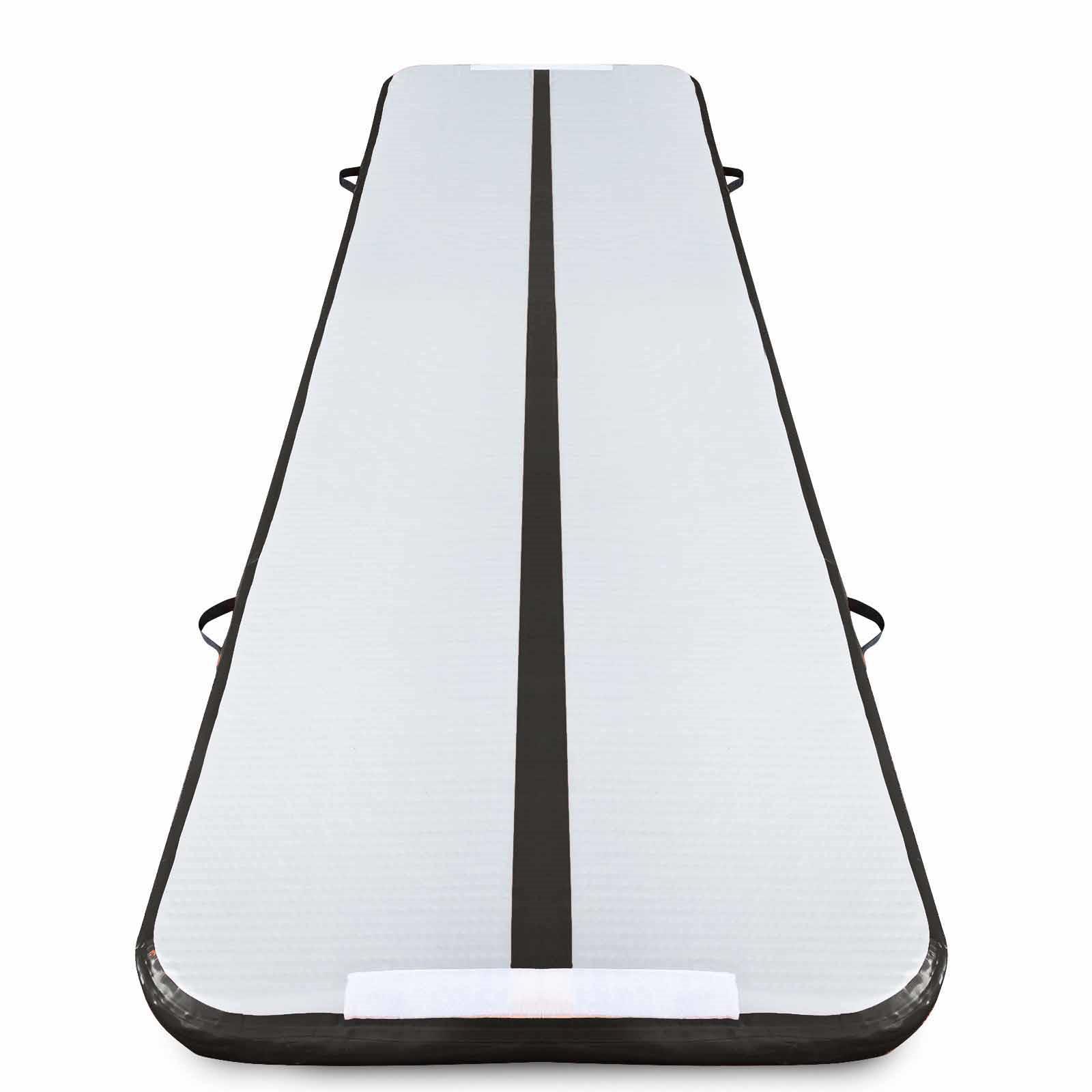 Air-Track-10x3FT-Trumbling-Airtrack-Gymnastics-Yoga-Floor-Mat-Training-Pad-Home thumbnail 111