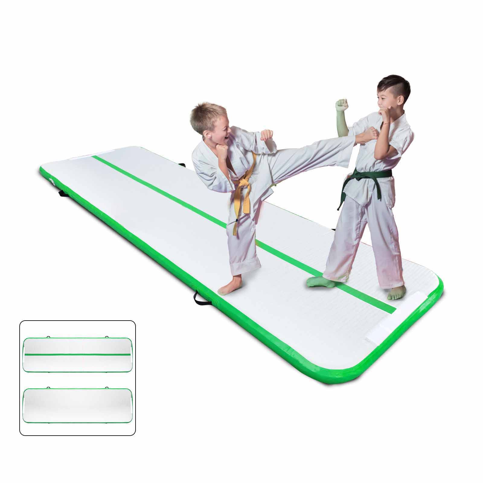 3m Air Track Floor Tumbling Inflatable Gym Mat Gymnastic