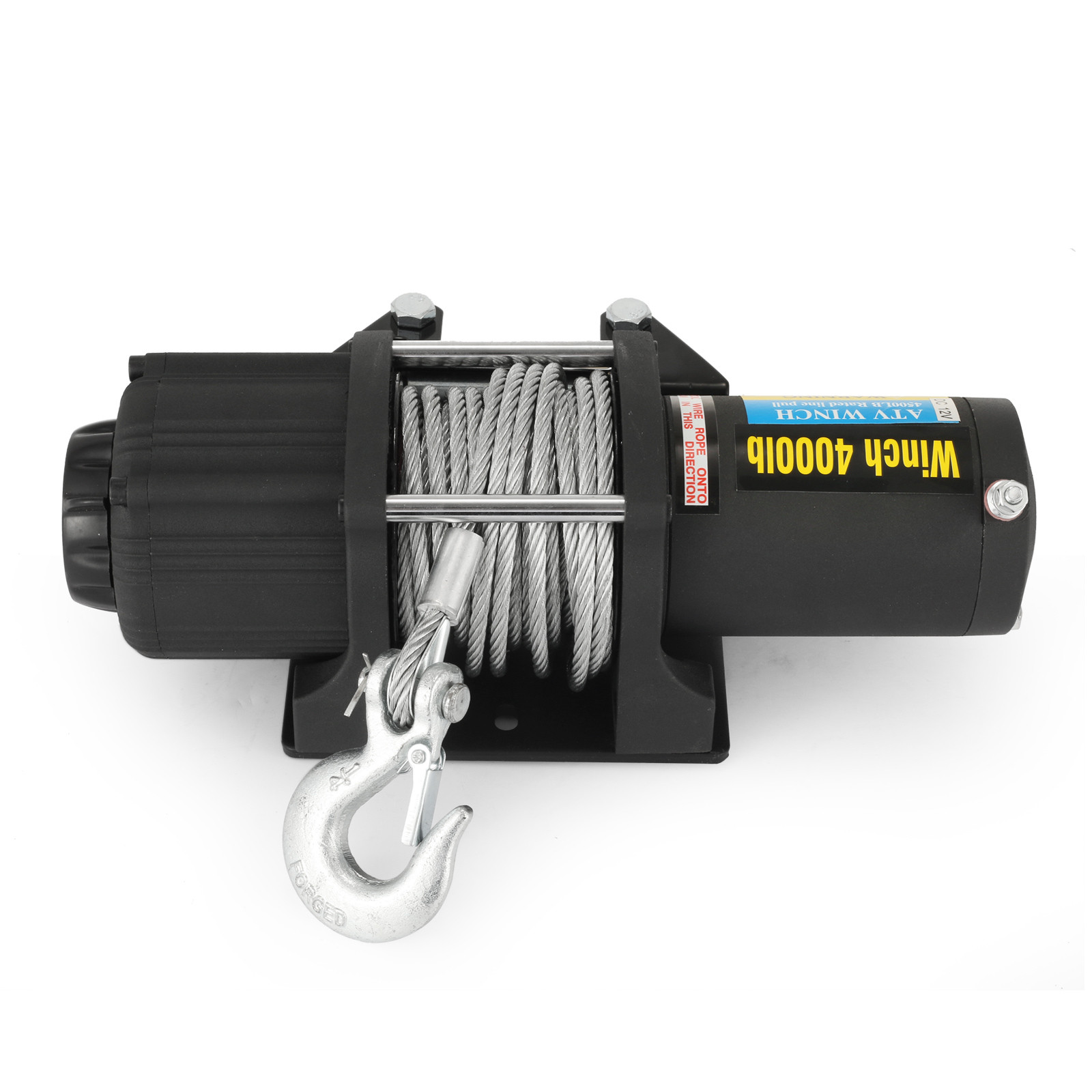 3000-4000-6000-13500LBS-12V-Verricello-elettrico-Filo-Auto-Suv miniatura 30