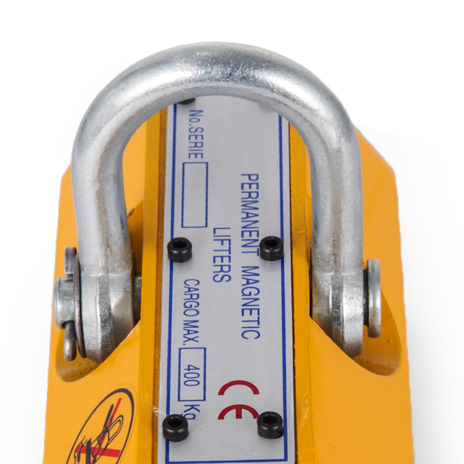 100-300-600-1000KG-Steel-Magnetic-Lifter-Heavy-Duty-Crane-Hoist-Lifting-Magnet miniature 44