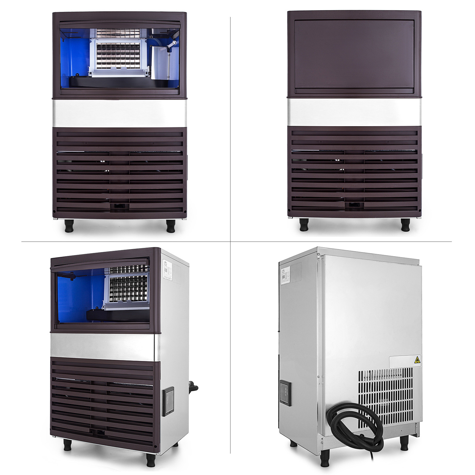 40-55-KG-Intelligent-Ice-Cube-Making-Machine-Bars-Heat-Insulation-Ice-Spoon thumbnail 27