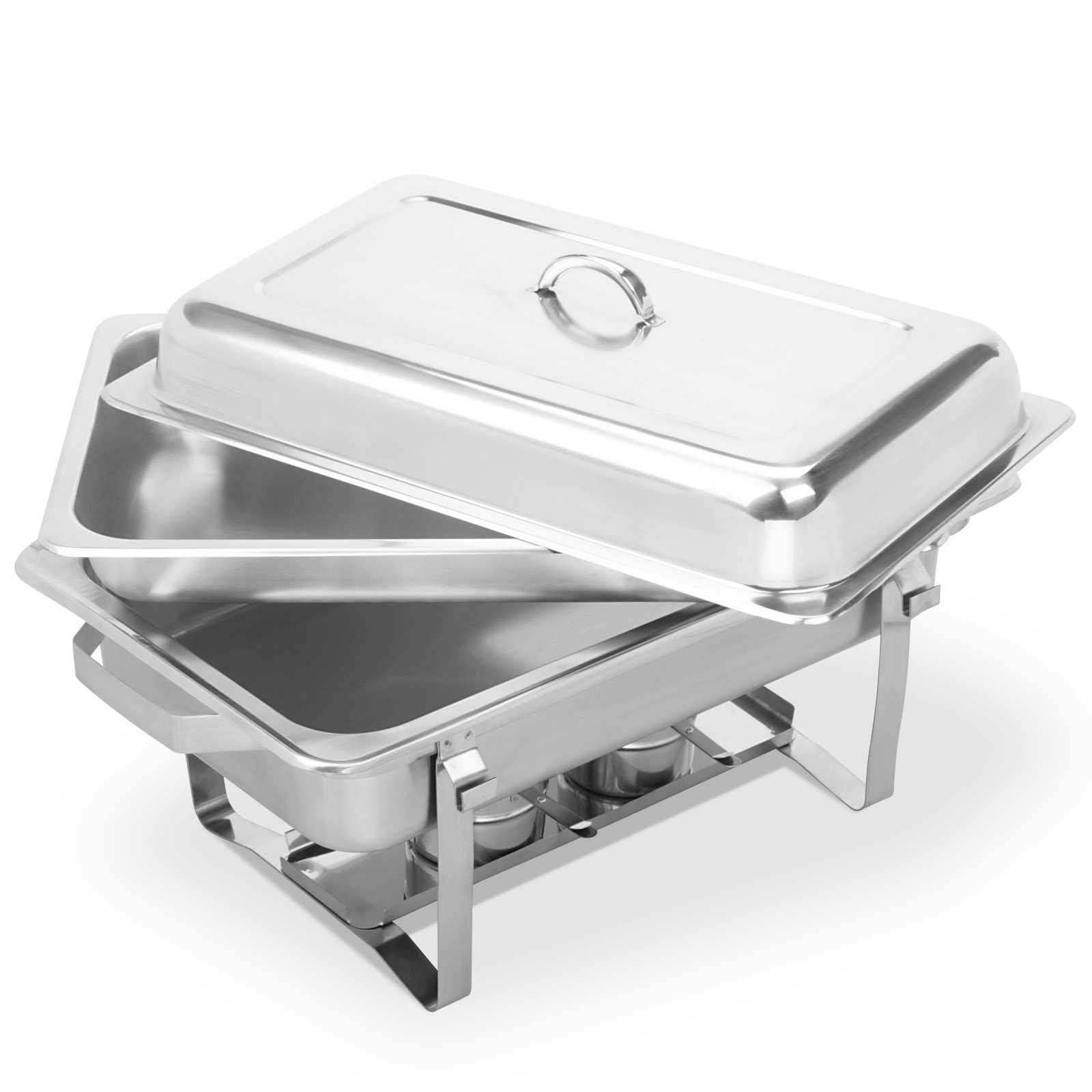 Chafing Dish Set 4 Packs of 9L Chafer Dish Buffet Catering ...