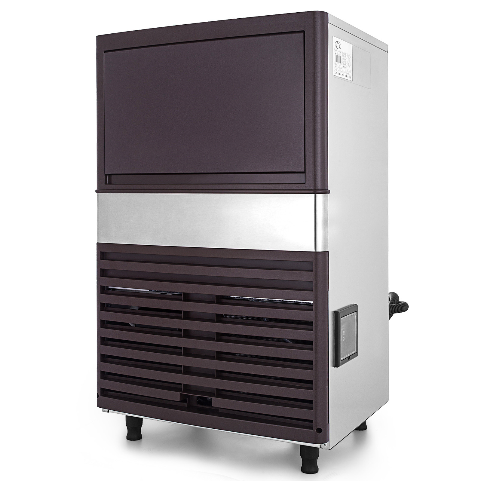 40-55-KG-Intelligent-Ice-Cube-Making-Machine-Bars-Heat-Insulation-Ice-Spoon thumbnail 42