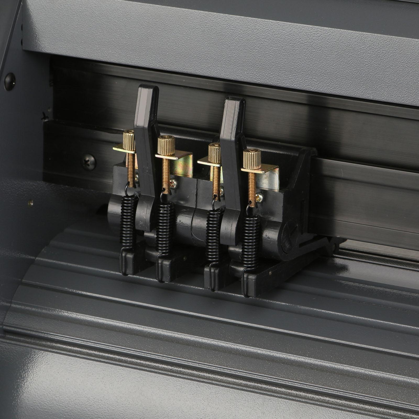 5in1 Heat Press Transfer Vinyl Cutting Plotter T Shirt