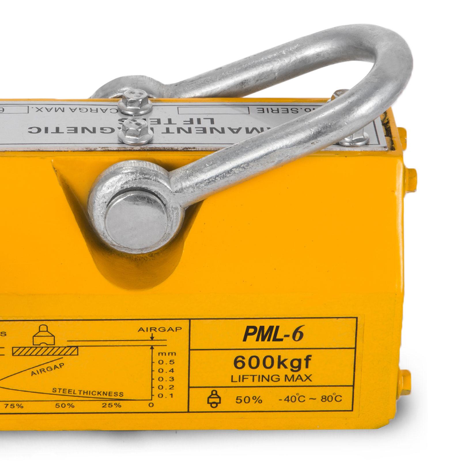 100-300-600-1000KG-Steel-Magnetic-Lifter-Heavy-Duty-Crane-Hoist-Lifting-Magnet miniature 59