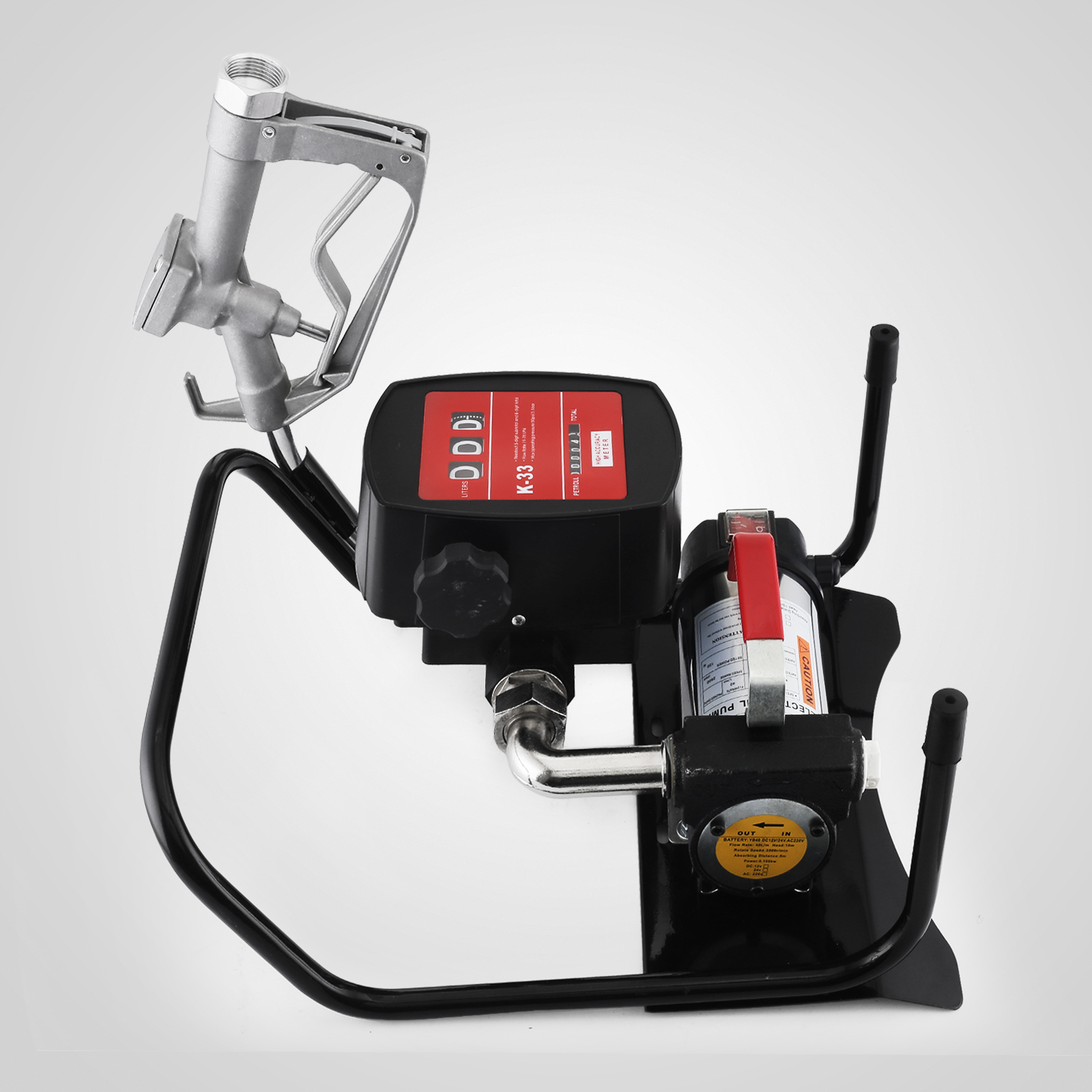 220v dieselpumpe mit z hlwerk heiz lpumpe diesel tankstelle selbstansaugend ebay. Black Bedroom Furniture Sets. Home Design Ideas