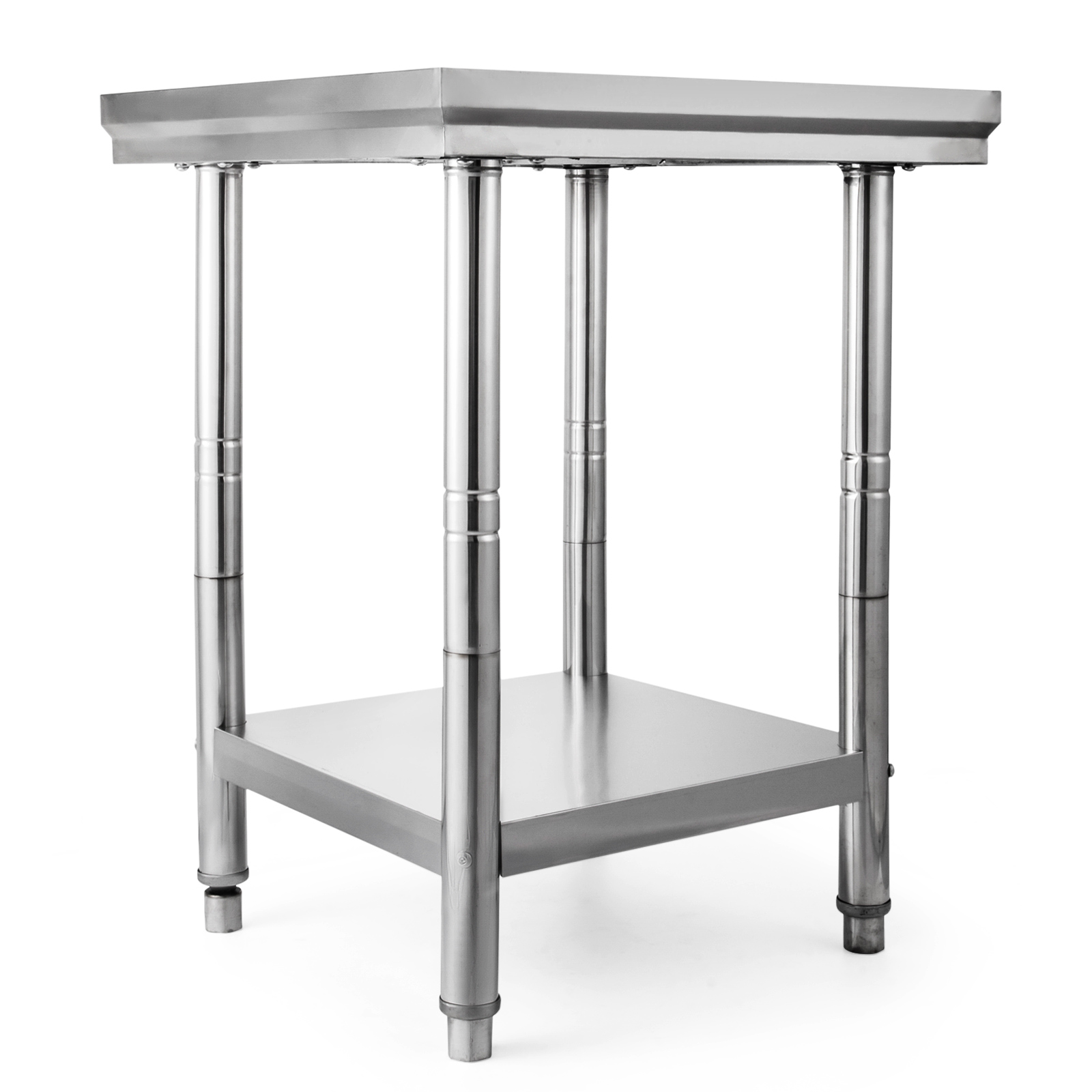 Kitchen Work Table Commercial Catering Bench Food Prep 4 ...
