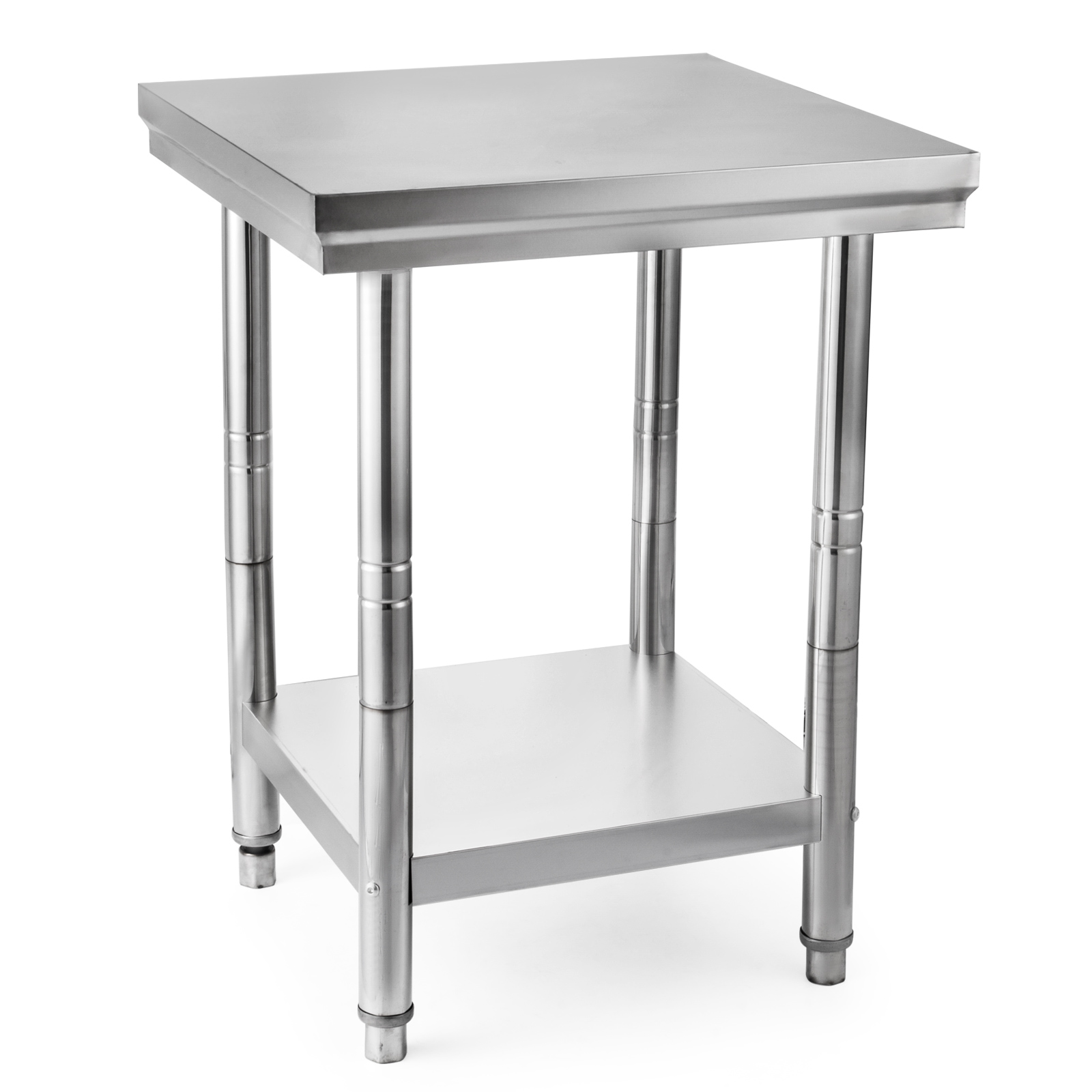 Kitchen Table With Food: Commercial Stainless Steel Work Bench Kitchen Catering Table Worktop Food Prep