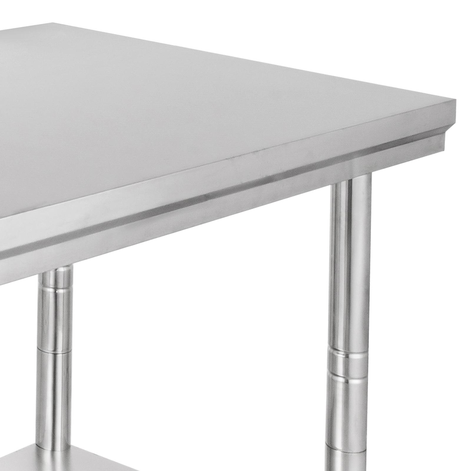 201 Stainless Steel Kitchen Work Bench Top Food Grade ...