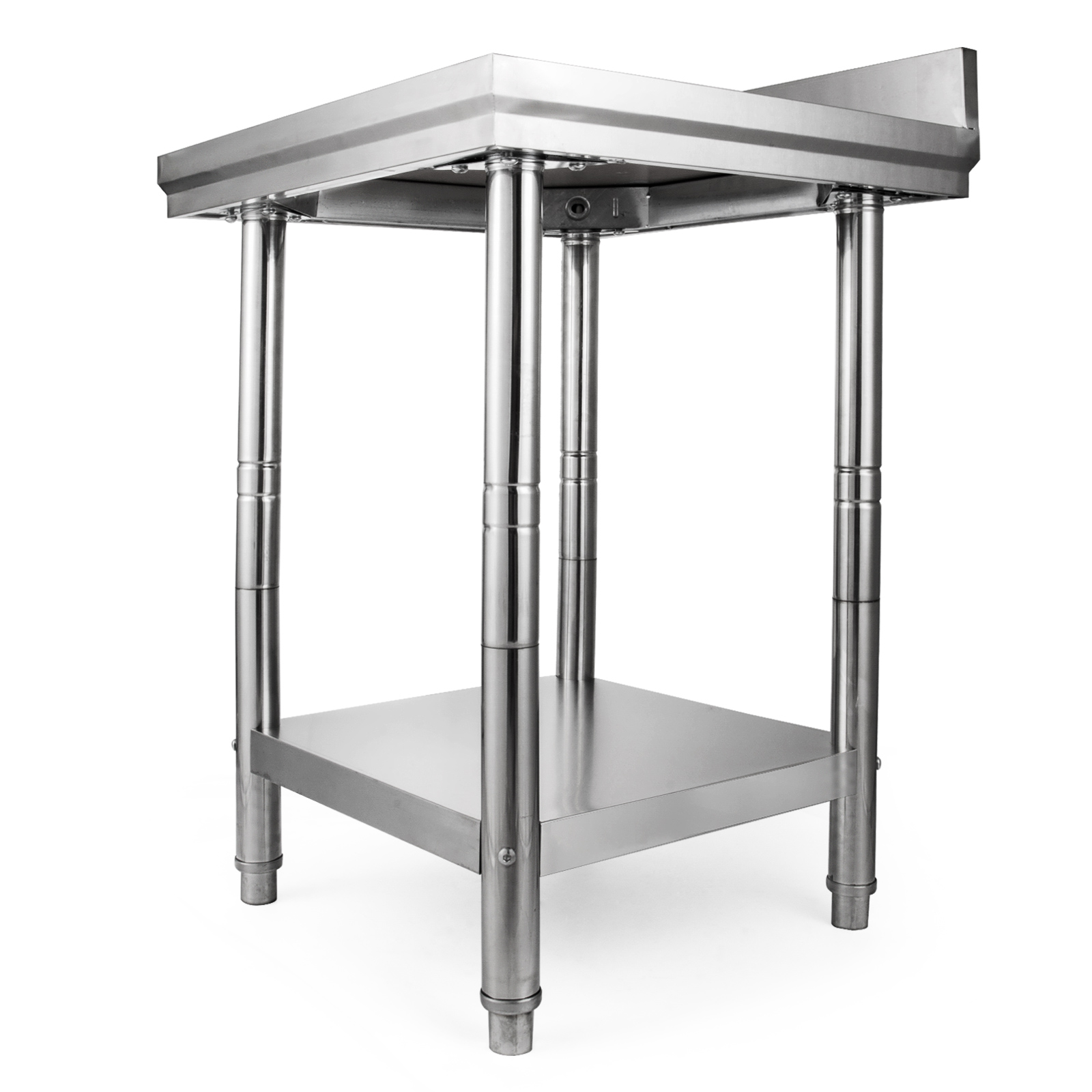 "24"" X 24"" Stainless Steel Kitchen Work Table Commercial"