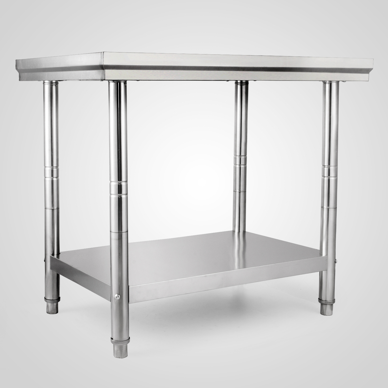 Stainless Steel Catering Table Commercial Kitchen Work