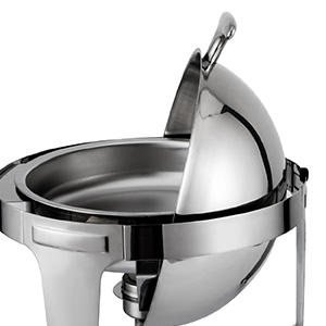 thumbnail 111 - Multi-Stainless-Steel-Chafing-Dish-Bain-Marie-Bow-Catering-Dish-Hotpot-Server
