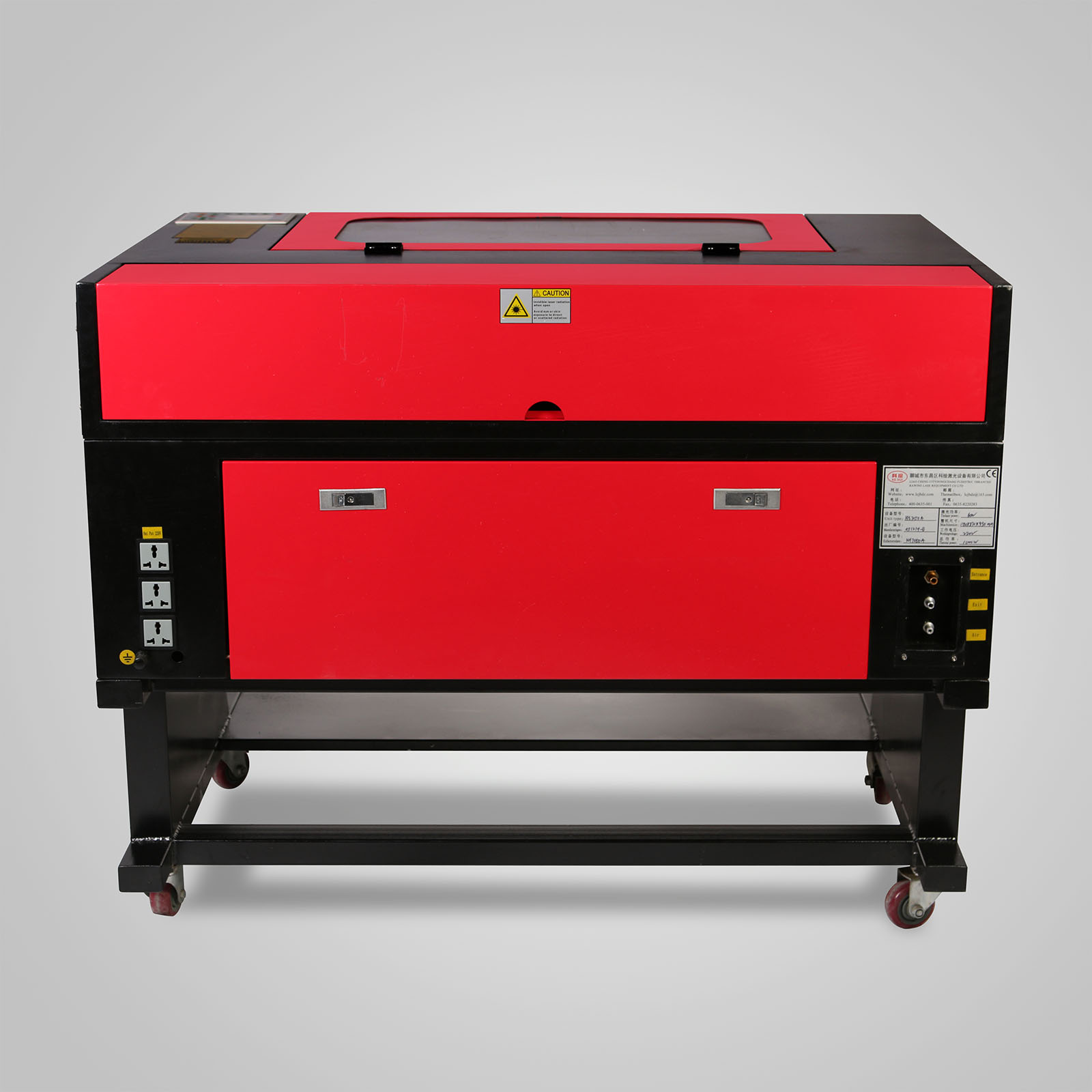 60w Co2 Usb Laser Engraving Cutting Machine Engraver