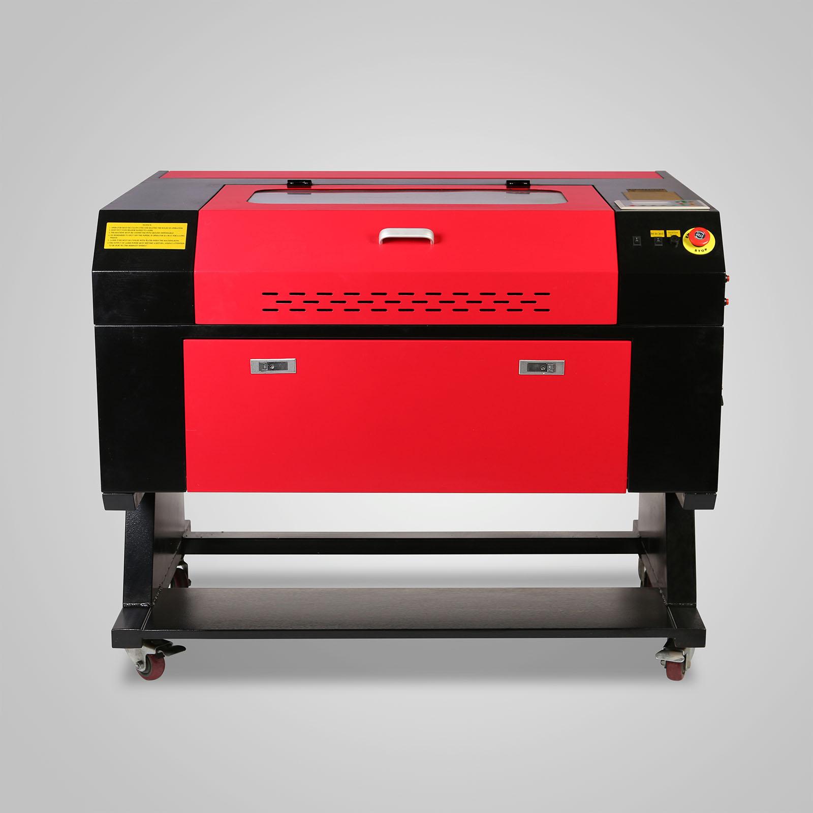 Macchina-per-Incisione-Laser-CO2-40-130W-Asse-Rotante-Tagliatrice-Incisore miniatura 38