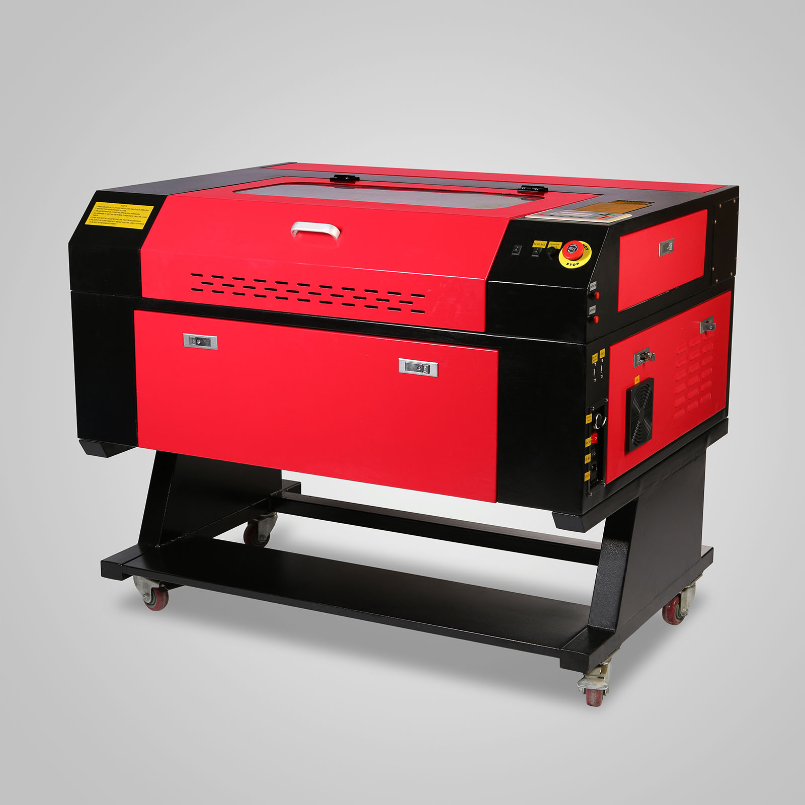 Macchina-per-Incisione-Laser-CO2-40-130W-Asse-Rotante-Tagliatrice-Incisore miniatura 39